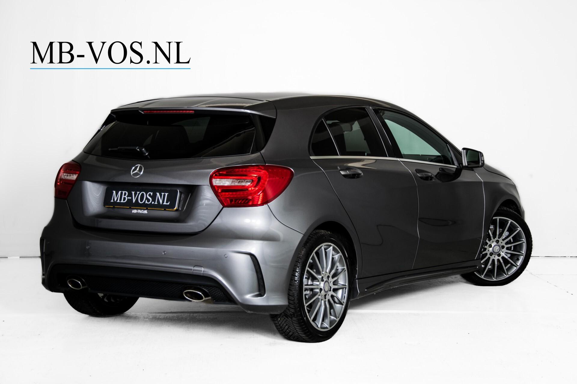 Mercedes-Benz A-Klasse 180 AMG Dynamic Handling/Camera/Xenon/Navi/Privacy Aut7 Foto 2