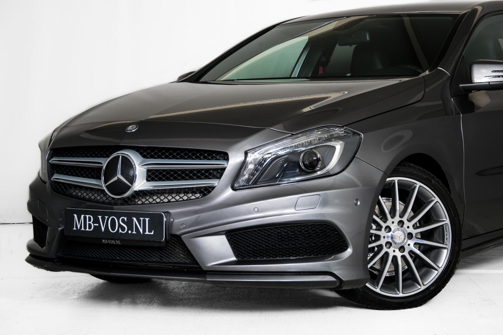 Mercedes-Benz A-Klasse 180 AMG Dynamic Handling/Camera/Xenon/Navi/Privacy Aut7 Foto 46