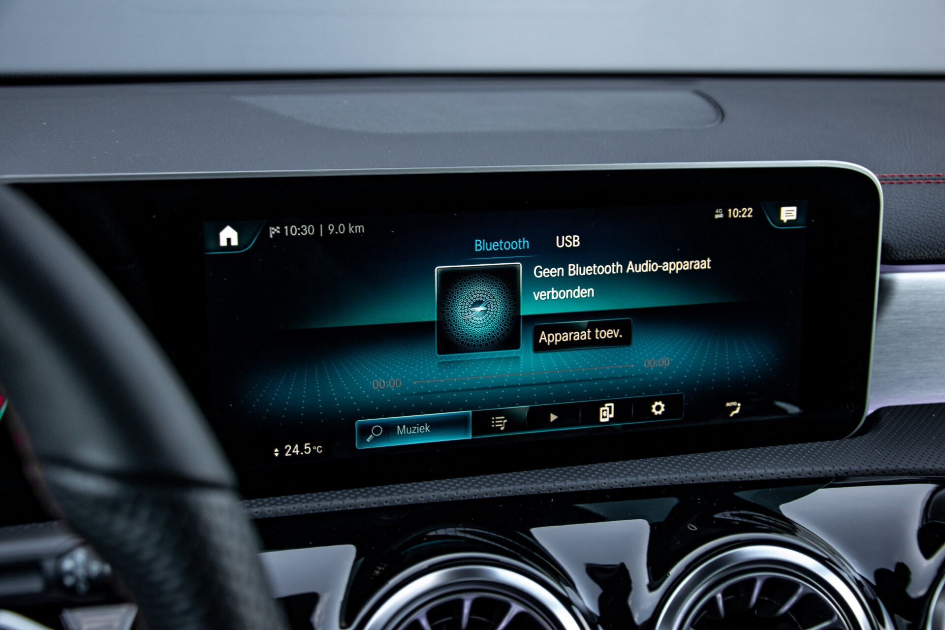 Mercedes-Benz CLA-Klasse Shooting Brake 250 AMG Panorama/Rij-assistentie/Burmester/Night Aut7 Foto 23