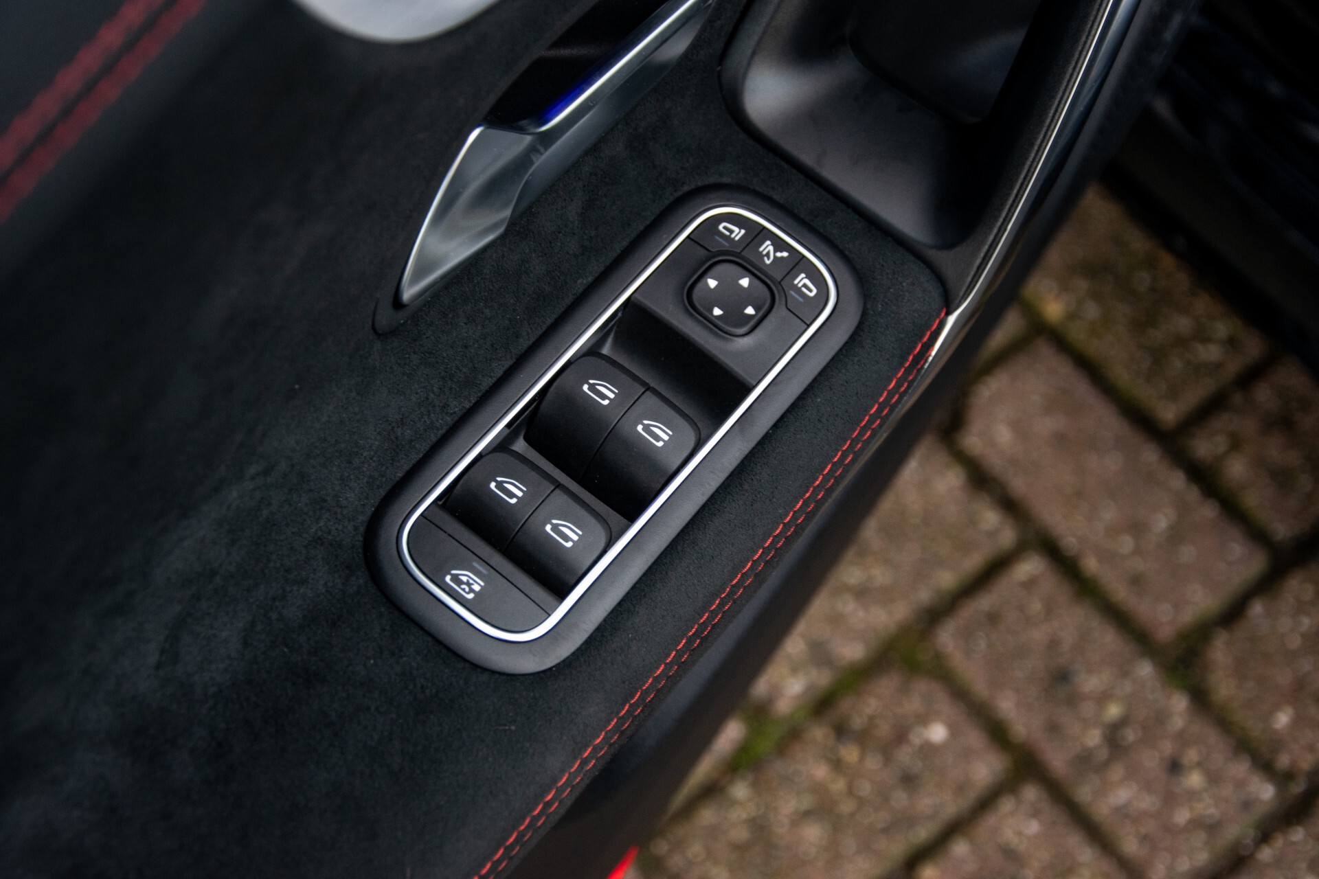Mercedes-Benz CLA-Klasse Shooting Brake 250 AMG Panorama/Rij-assistentie/Burmester/Night Aut7 Foto 24