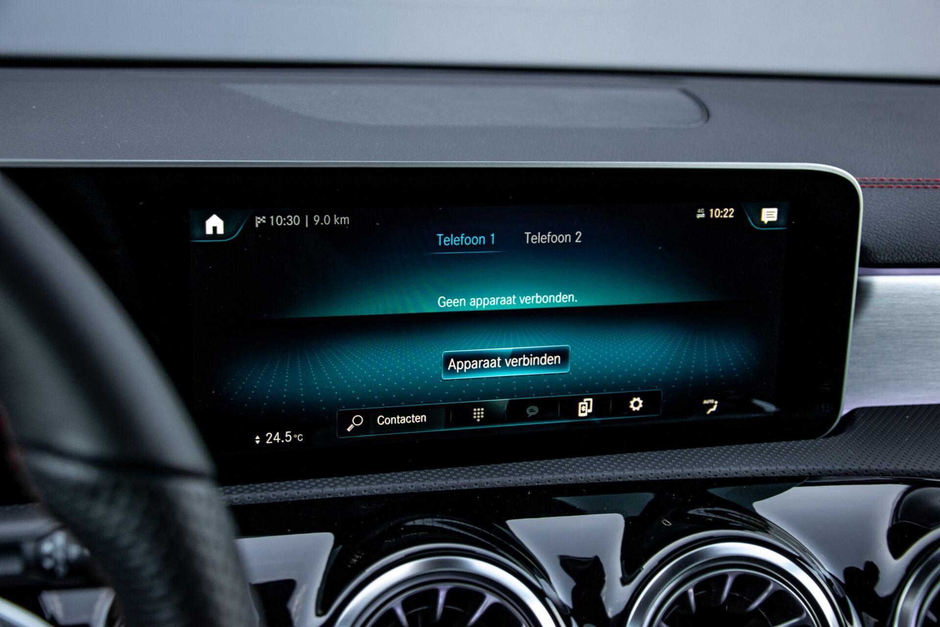 Mercedes-Benz CLA-Klasse Shooting Brake 250 AMG Panorama/Rij-assistentie/Burmester/Night Aut7 Foto 25