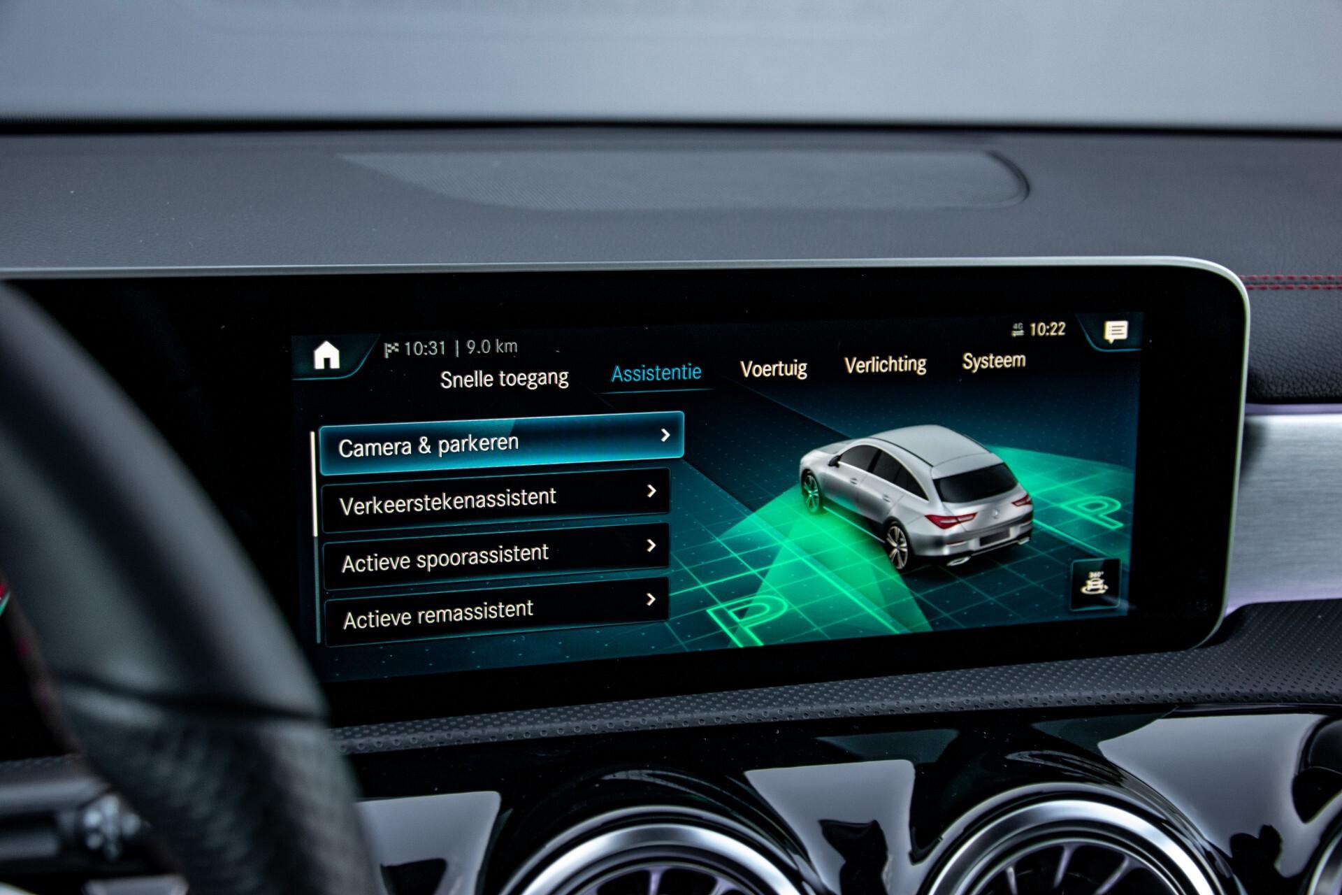 Mercedes-Benz CLA-Klasse Shooting Brake 250 AMG Panorama/Rij-assistentie/Burmester/Night Aut7 Foto 27