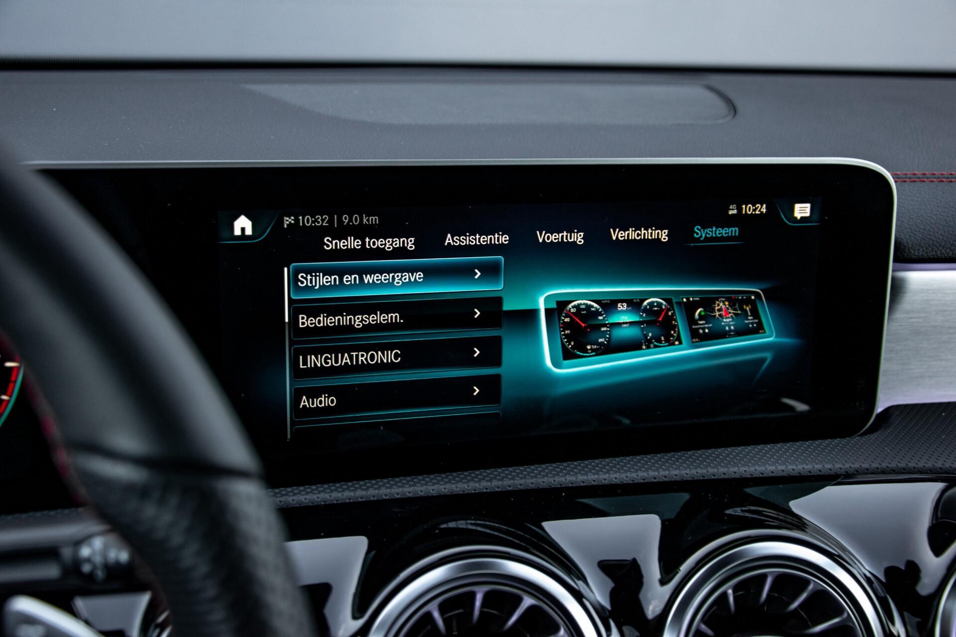 Mercedes-Benz CLA-Klasse Shooting Brake 250 AMG Panorama/Rij-assistentie/Burmester/Night Aut7 Foto 41
