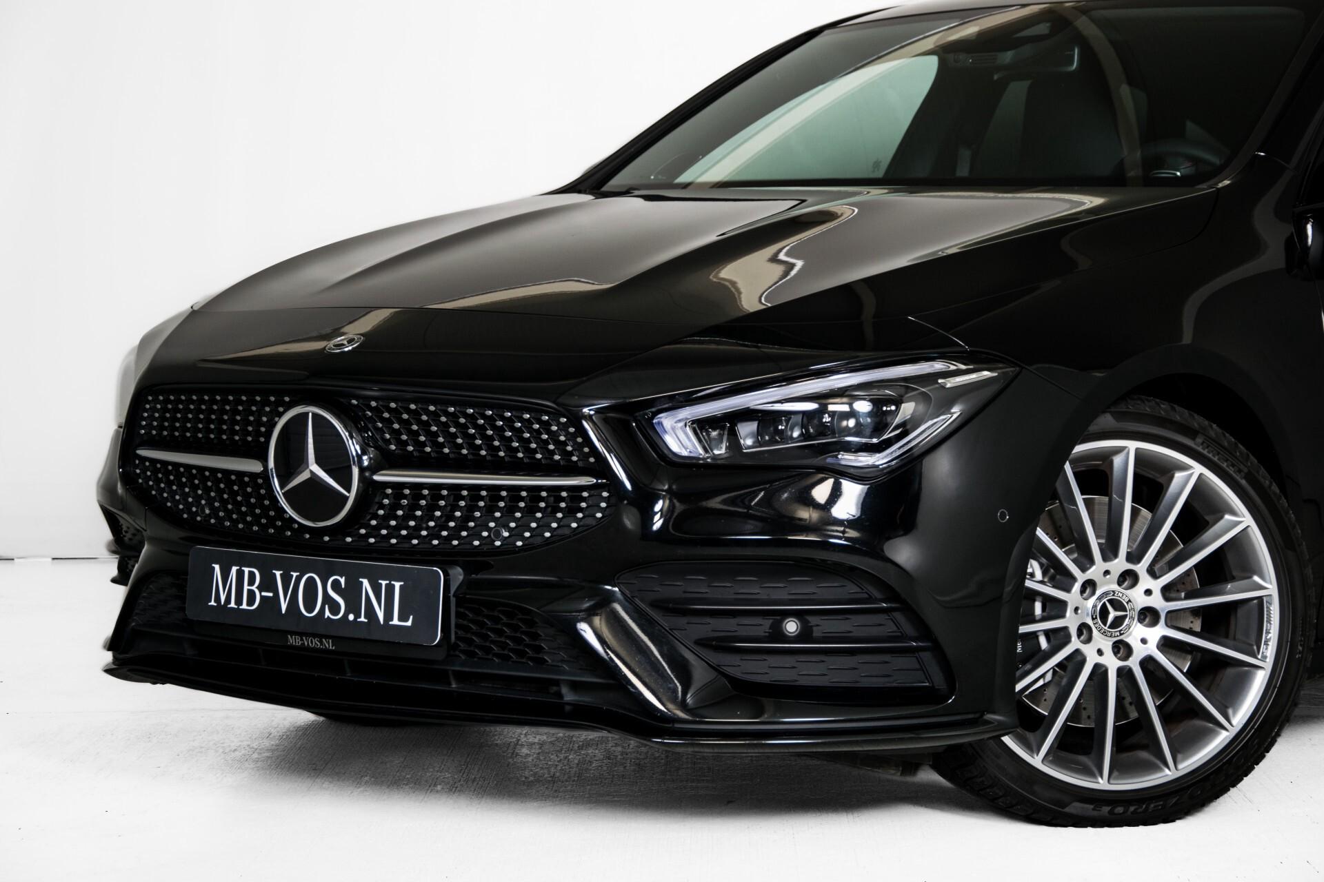 Mercedes-Benz CLA-Klasse Shooting Brake 250 AMG Panorama/Rij-assistentie/Burmester/Night Aut7 Foto 58