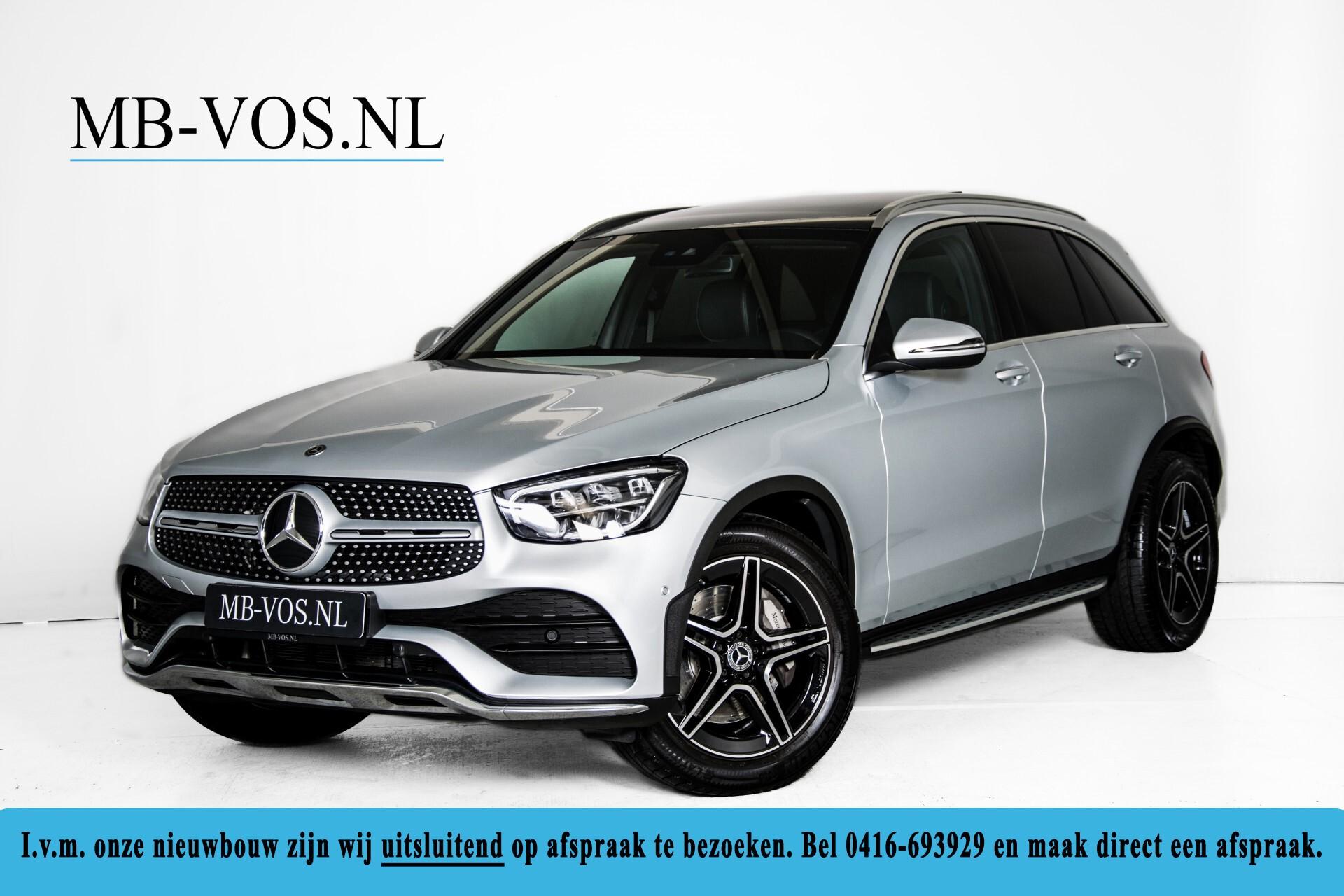 Mercedes-Benz GLC 300 4-M AMG Panorama/Keyless/Assistentiepakket/MBUX//Wegkl-trekhaak Aut9 Foto 1