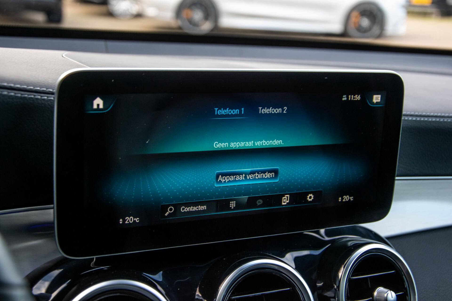 Mercedes-Benz GLC 300 4-M AMG Panorama/Keyless/Assistentiepakket/MBUX//Wegkl-trekhaak Aut9 Foto 19
