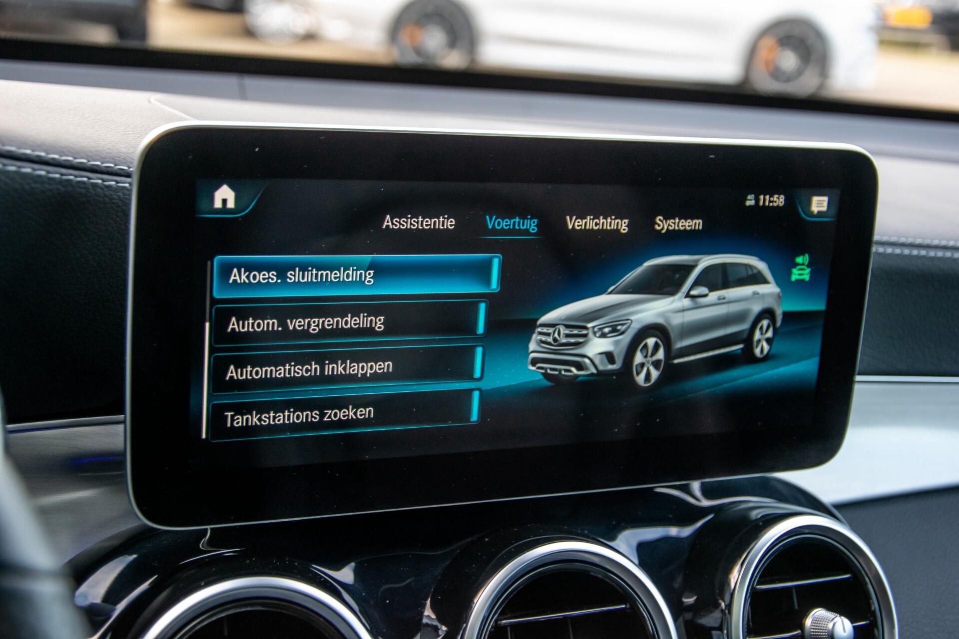 Mercedes-Benz GLC 300 4-M AMG Panorama/Keyless/Assistentiepakket/MBUX//Wegkl-trekhaak Aut9 Foto 27