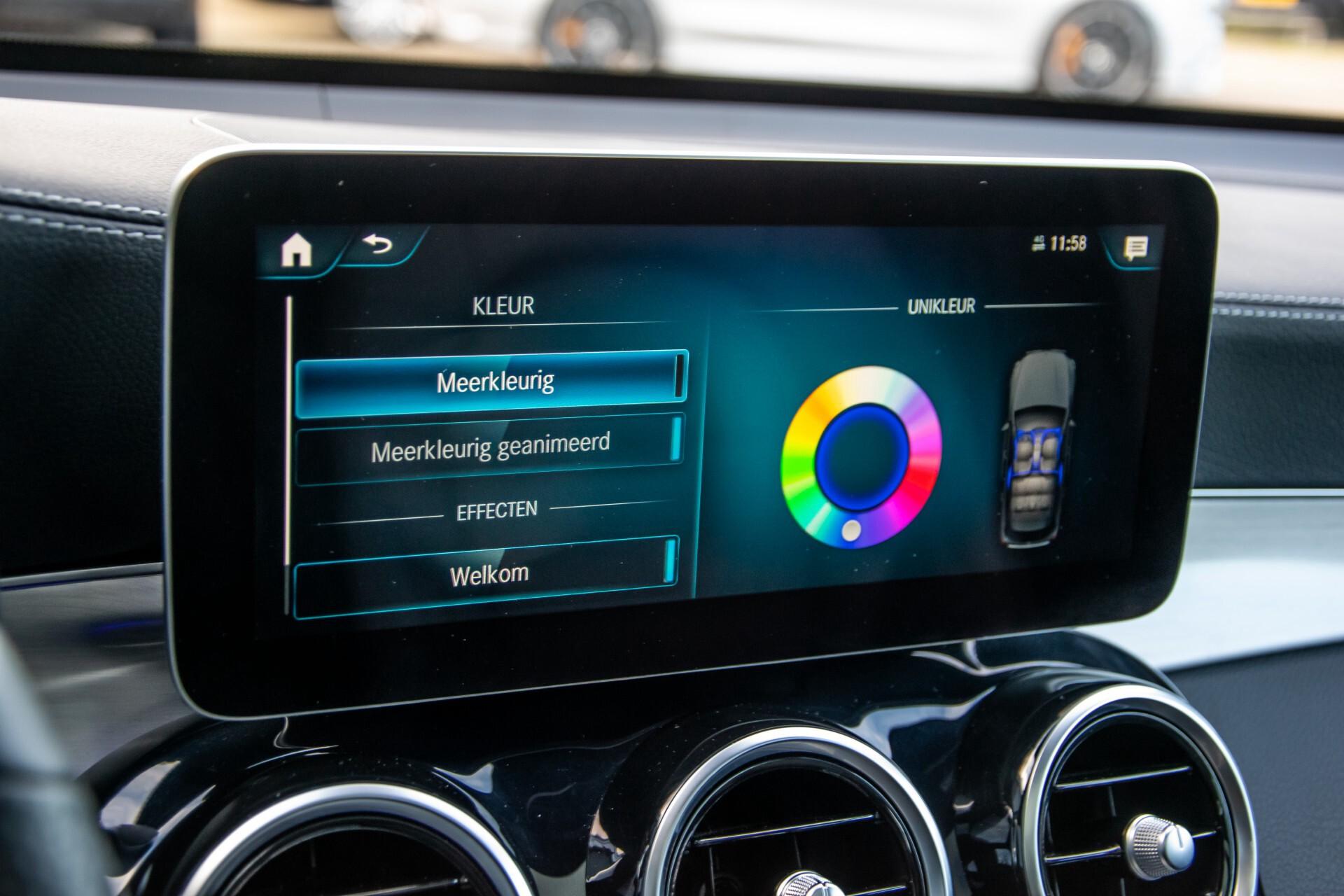Mercedes-Benz GLC 300 4-M AMG Panorama/Keyless/Assistentiepakket/MBUX//Wegkl-trekhaak Aut9 Foto 29