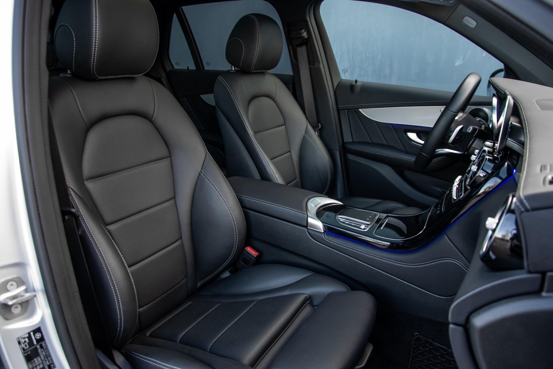 Mercedes-Benz GLC 300 4-M AMG Panorama/Keyless/Assistentiepakket/MBUX//Wegkl-trekhaak Aut9 Foto 4
