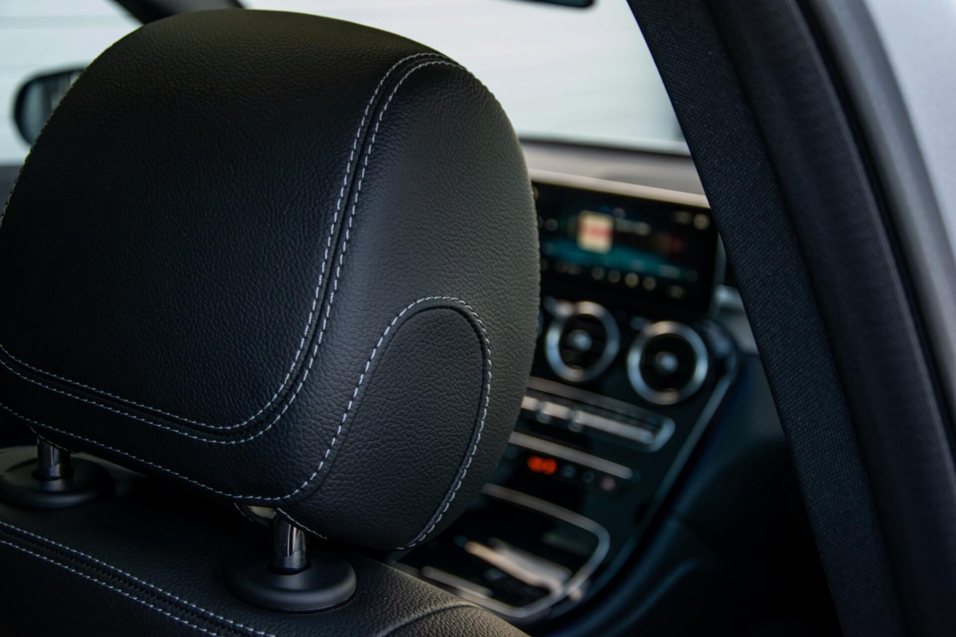 Mercedes-Benz GLC 300 4-M AMG Panorama/Keyless/Assistentiepakket/MBUX//Wegkl-trekhaak Aut9 Foto 43