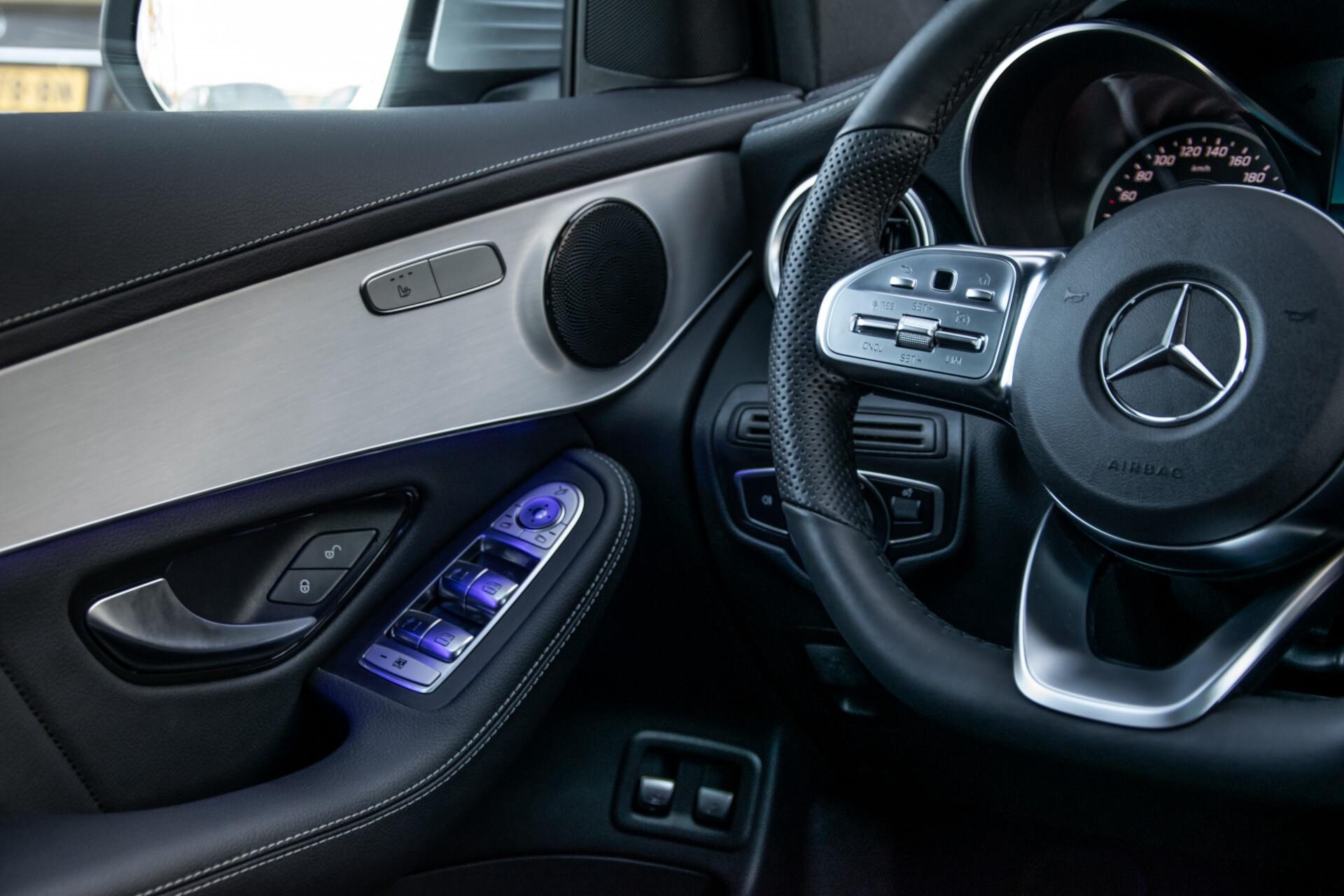 Mercedes-Benz GLC 300 4-M AMG Panorama/Keyless/Assistentiepakket/MBUX//Wegkl-trekhaak Aut9 Foto 45