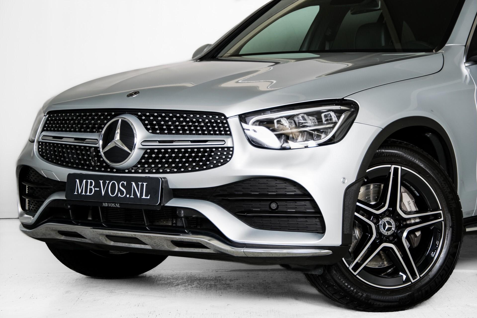 Mercedes-Benz GLC 300 4-M AMG Panorama/Keyless/Assistentiepakket/MBUX//Wegkl-trekhaak Aut9 Foto 52