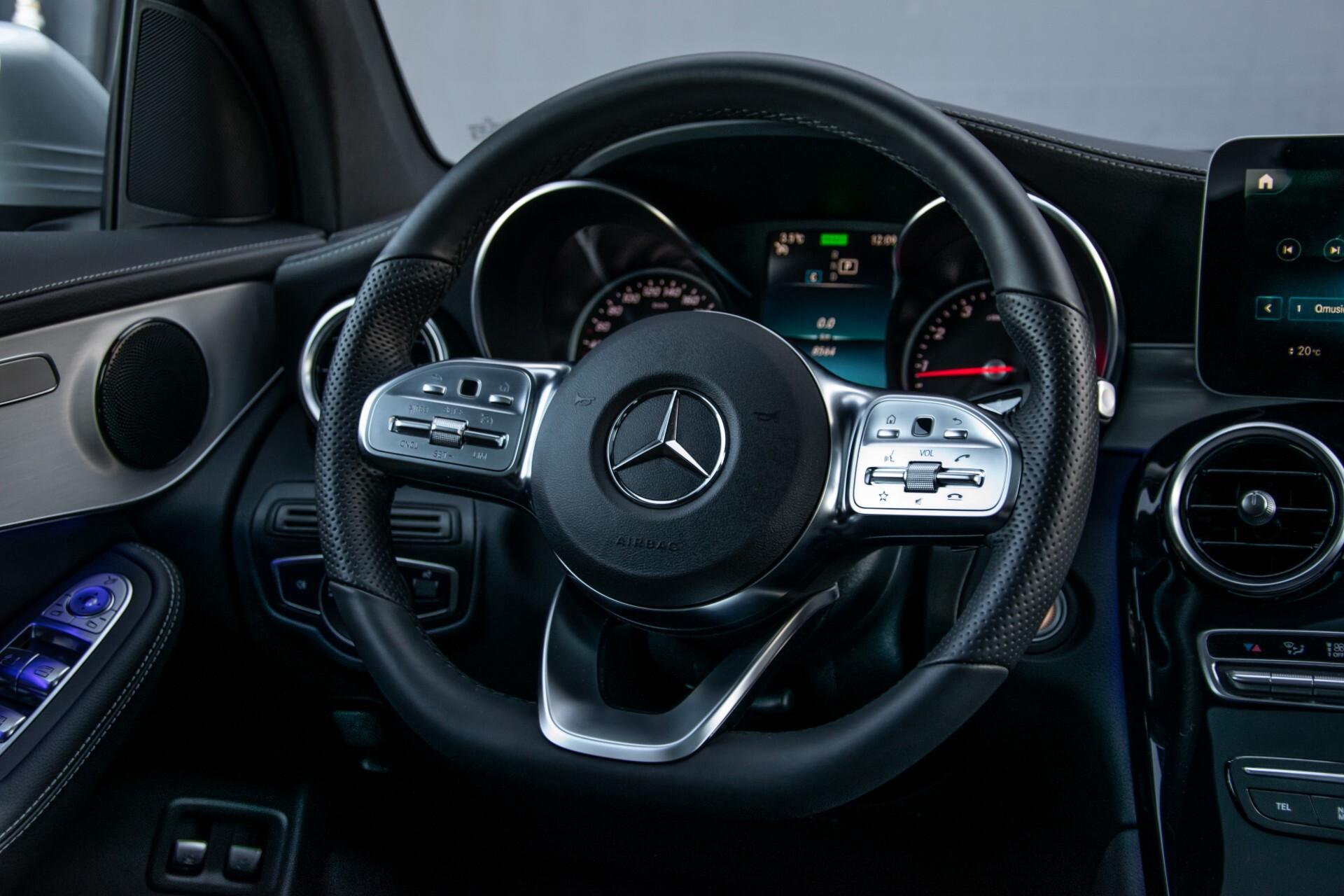 Mercedes-Benz GLC 300 4-M AMG Panorama/Keyless/Assistentiepakket/MBUX//Wegkl-trekhaak Aut9 Foto 9