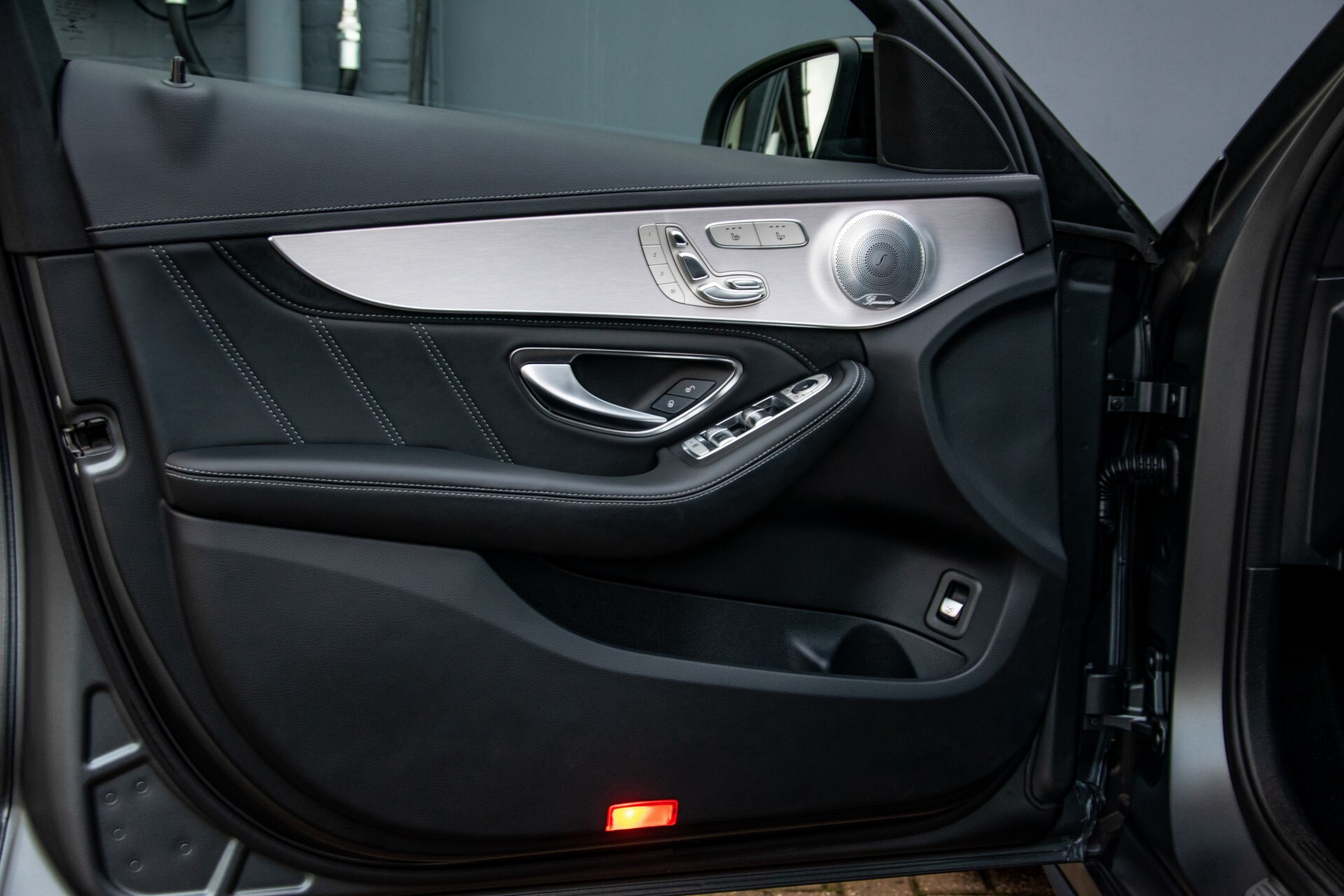 Mercedes-Benz C-Klasse Estate 63 AMG Night Designo/Rij-assistentie/Keyless/Burmester/Panorama Aut7 Foto 16