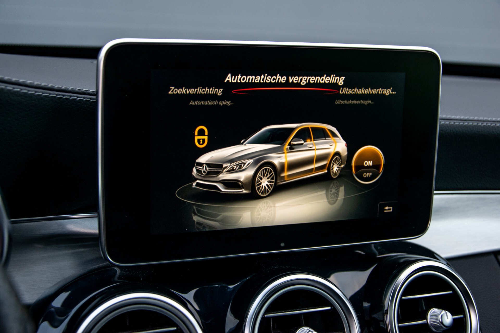 Mercedes-Benz C-Klasse Estate 63 AMG Night Designo/Rij-assistentie/Keyless/Burmester/Panorama Aut7 Foto 21