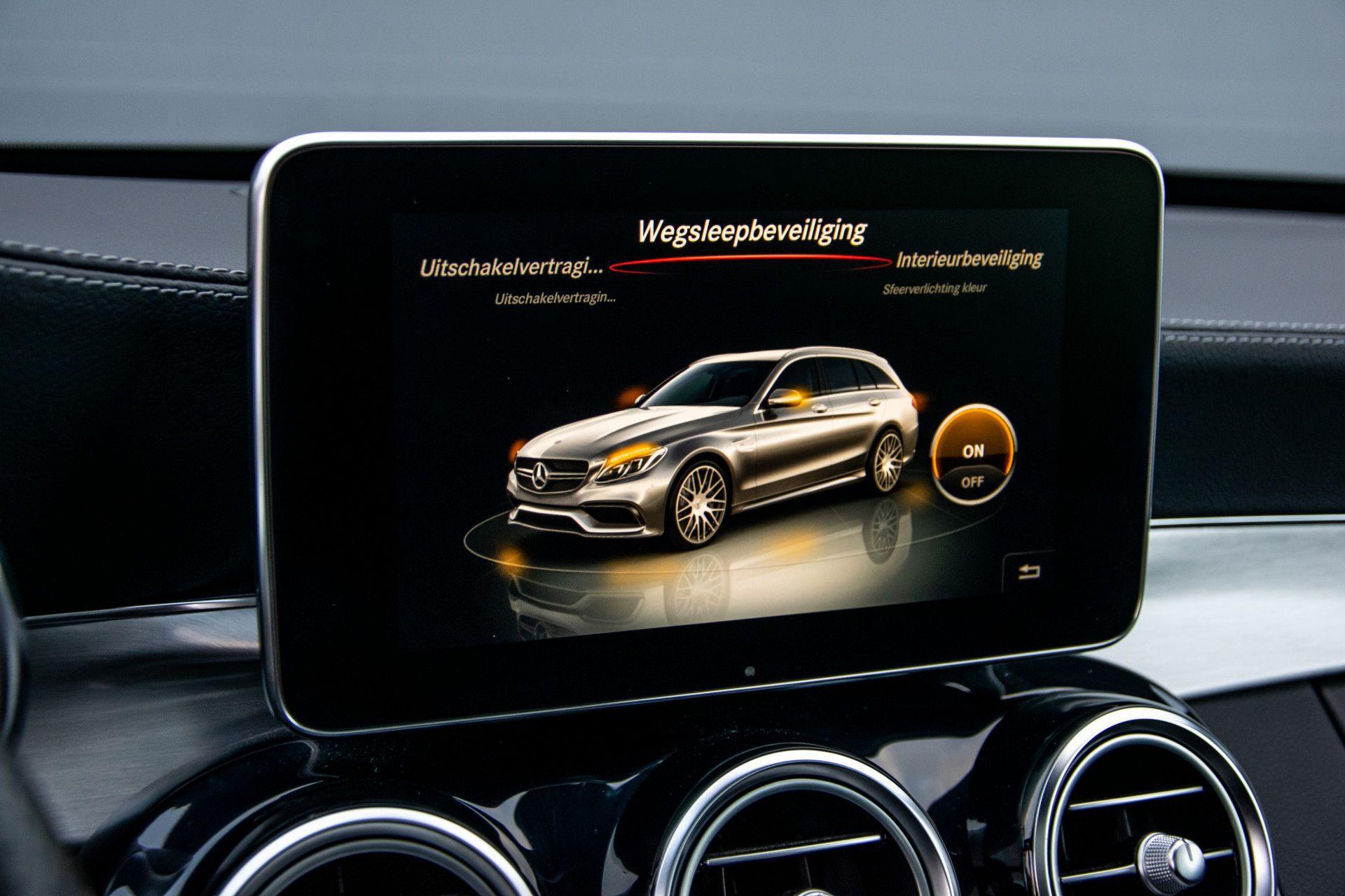 Mercedes-Benz C-Klasse Estate 63 AMG Night Designo/Rij-assistentie/Keyless/Burmester/Panorama Aut7 Foto 23