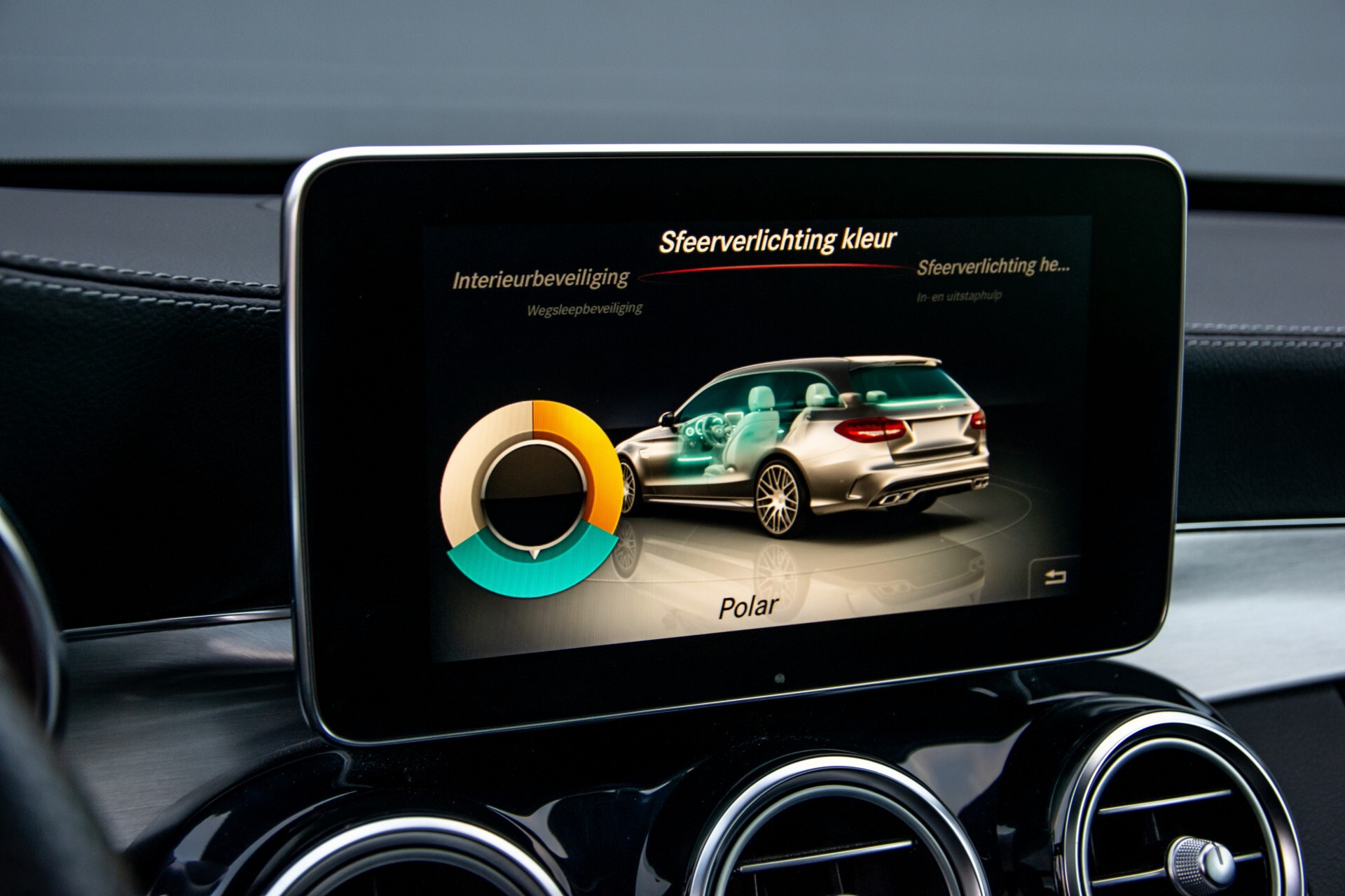 Mercedes-Benz C-Klasse Estate 63 AMG Night Designo/Rij-assistentie/Keyless/Burmester/Panorama Aut7 Foto 25