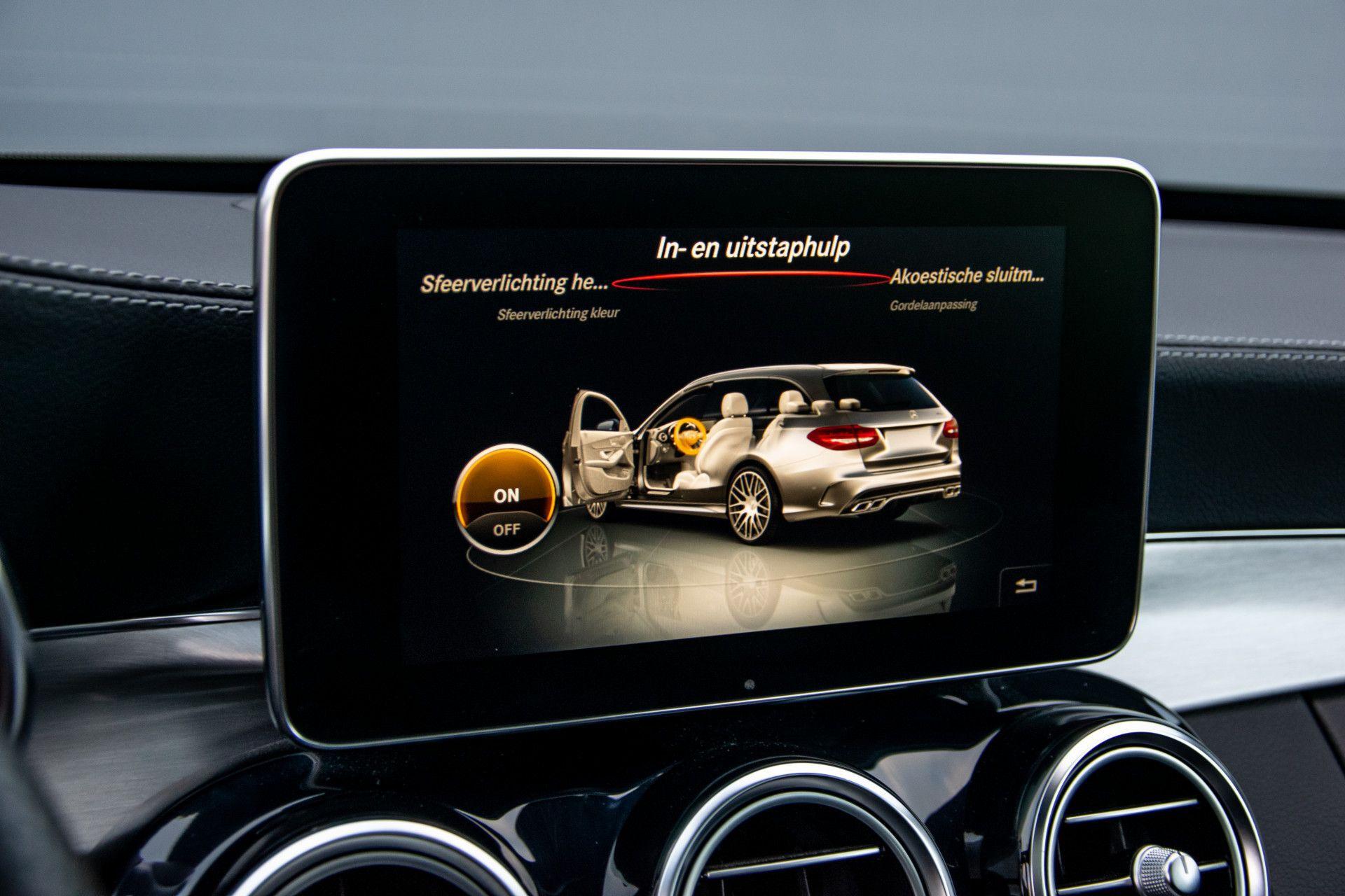 Mercedes-Benz C-Klasse Estate 63 AMG Night Designo/Rij-assistentie/Keyless/Burmester/Panorama Aut7 Foto 27