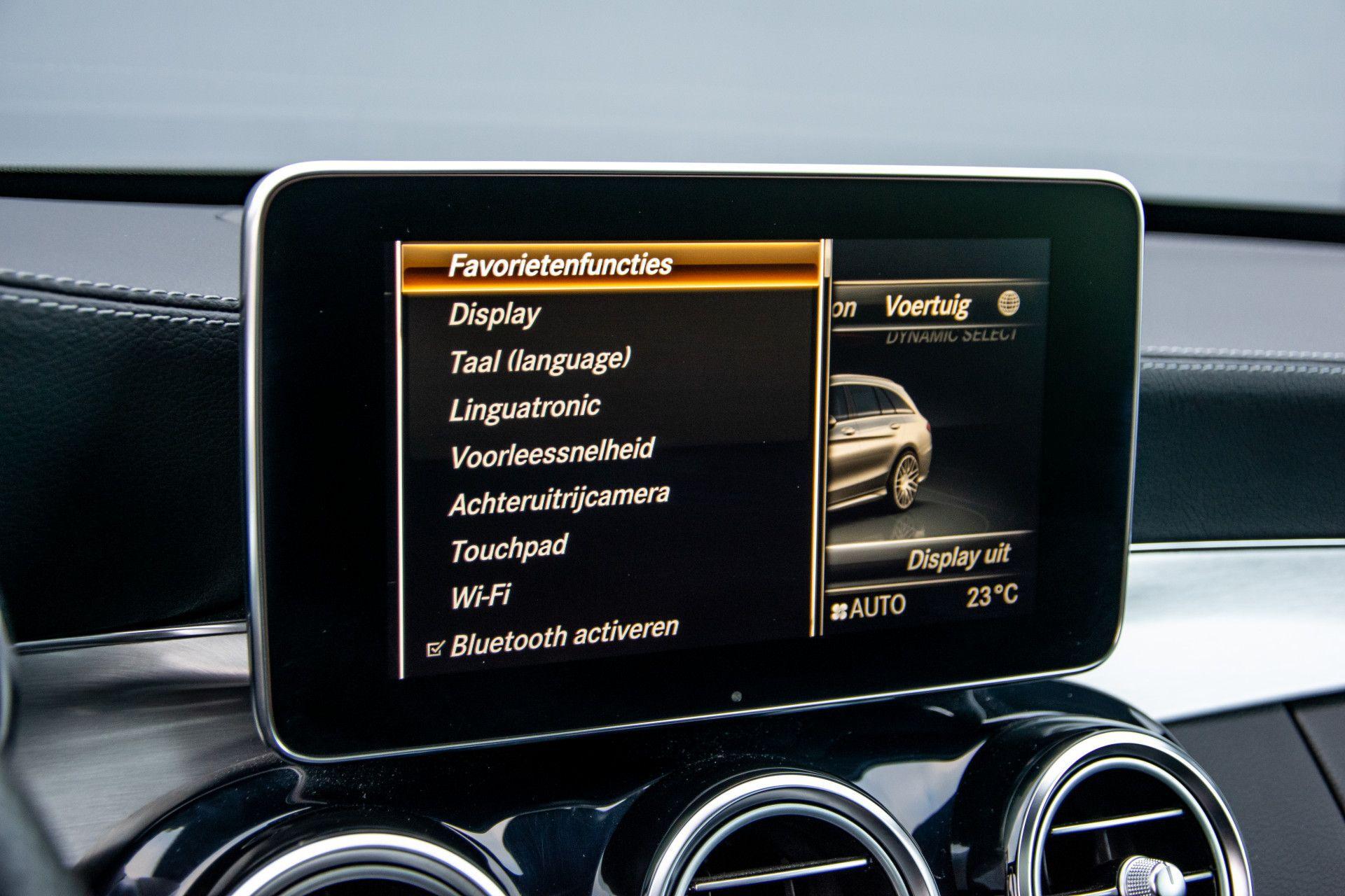 Mercedes-Benz C-Klasse Estate 63 AMG Night Designo/Rij-assistentie/Keyless/Burmester/Panorama Aut7 Foto 33