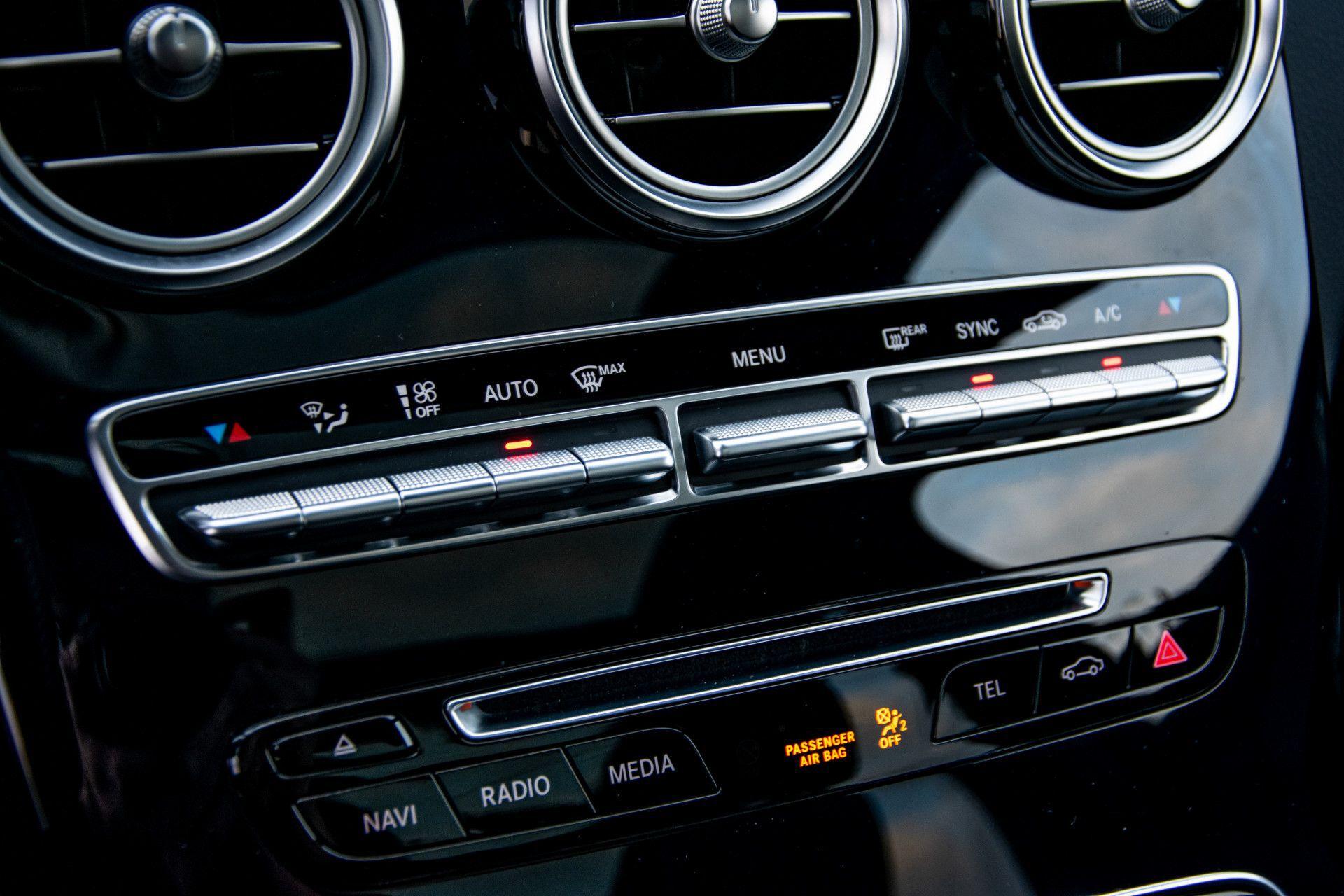 Mercedes-Benz C-Klasse Estate 63 AMG Night Designo/Rij-assistentie/Keyless/Burmester/Panorama Aut7 Foto 34
