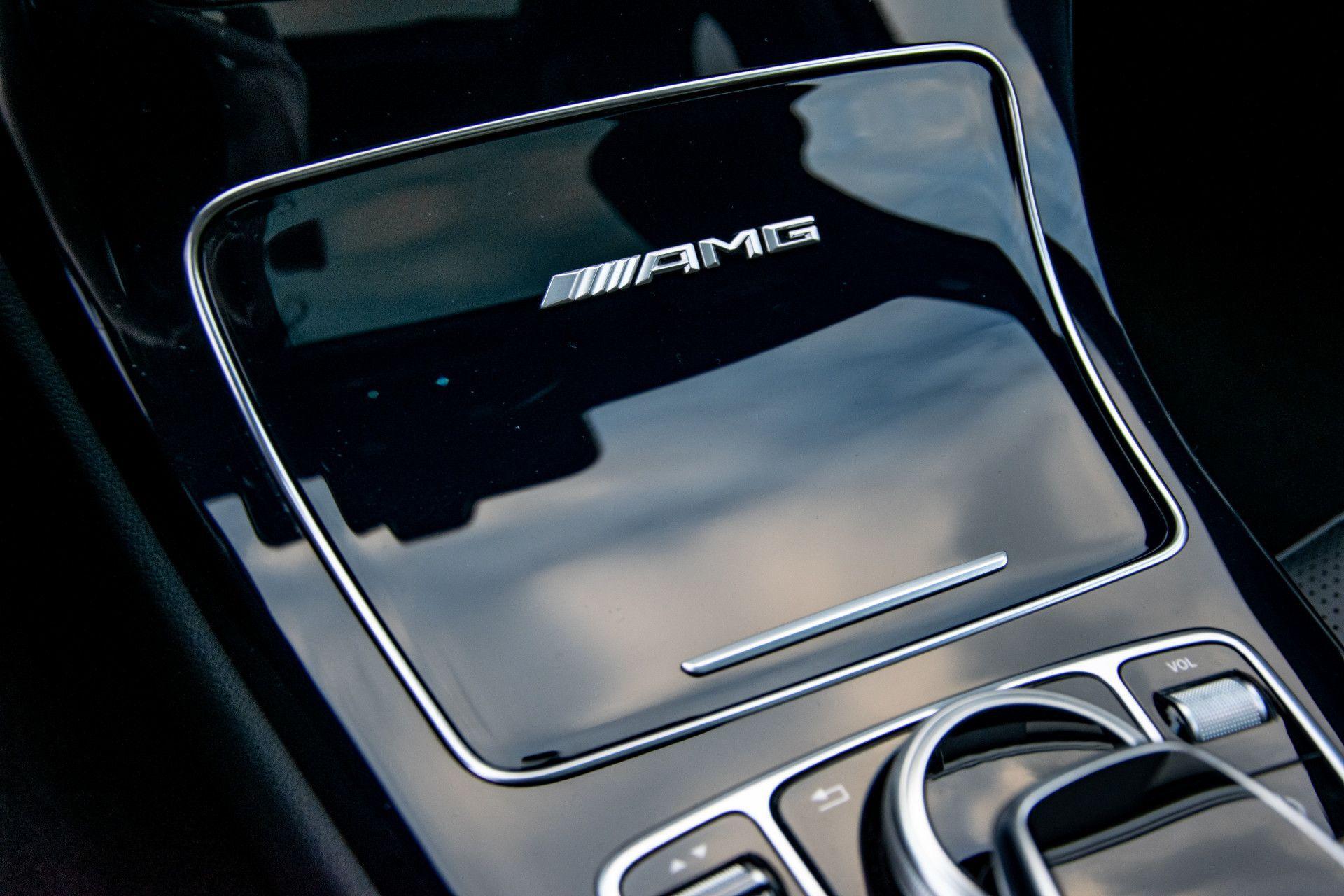 Mercedes-Benz C-Klasse Estate 63 AMG Night Designo/Rij-assistentie/Keyless/Burmester/Panorama Aut7 Foto 37