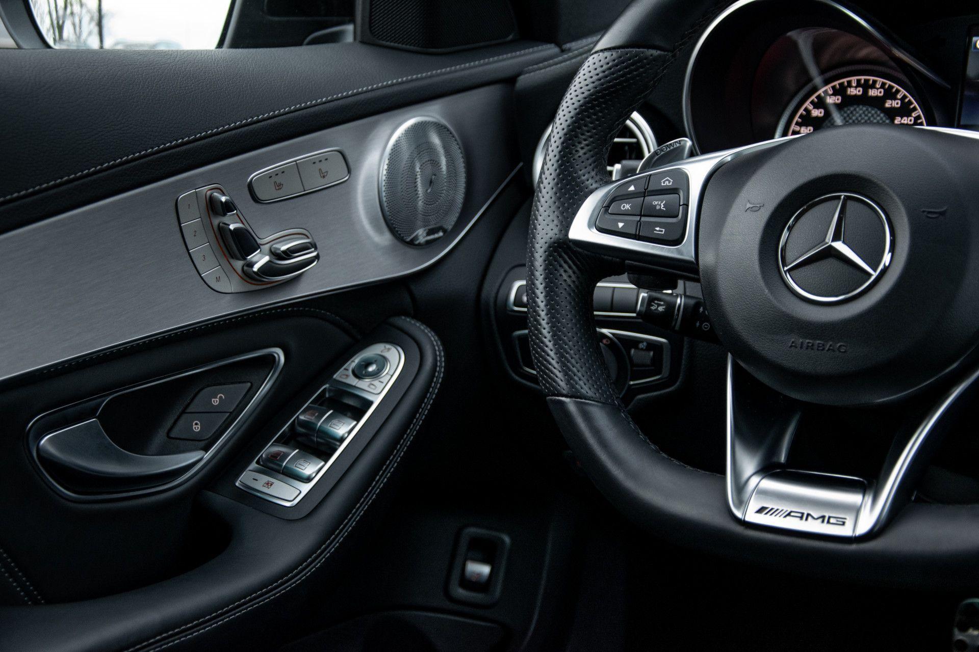 Mercedes-Benz C-Klasse Estate 63 AMG Night Designo/Rij-assistentie/Keyless/Burmester/Panorama Aut7 Foto 41