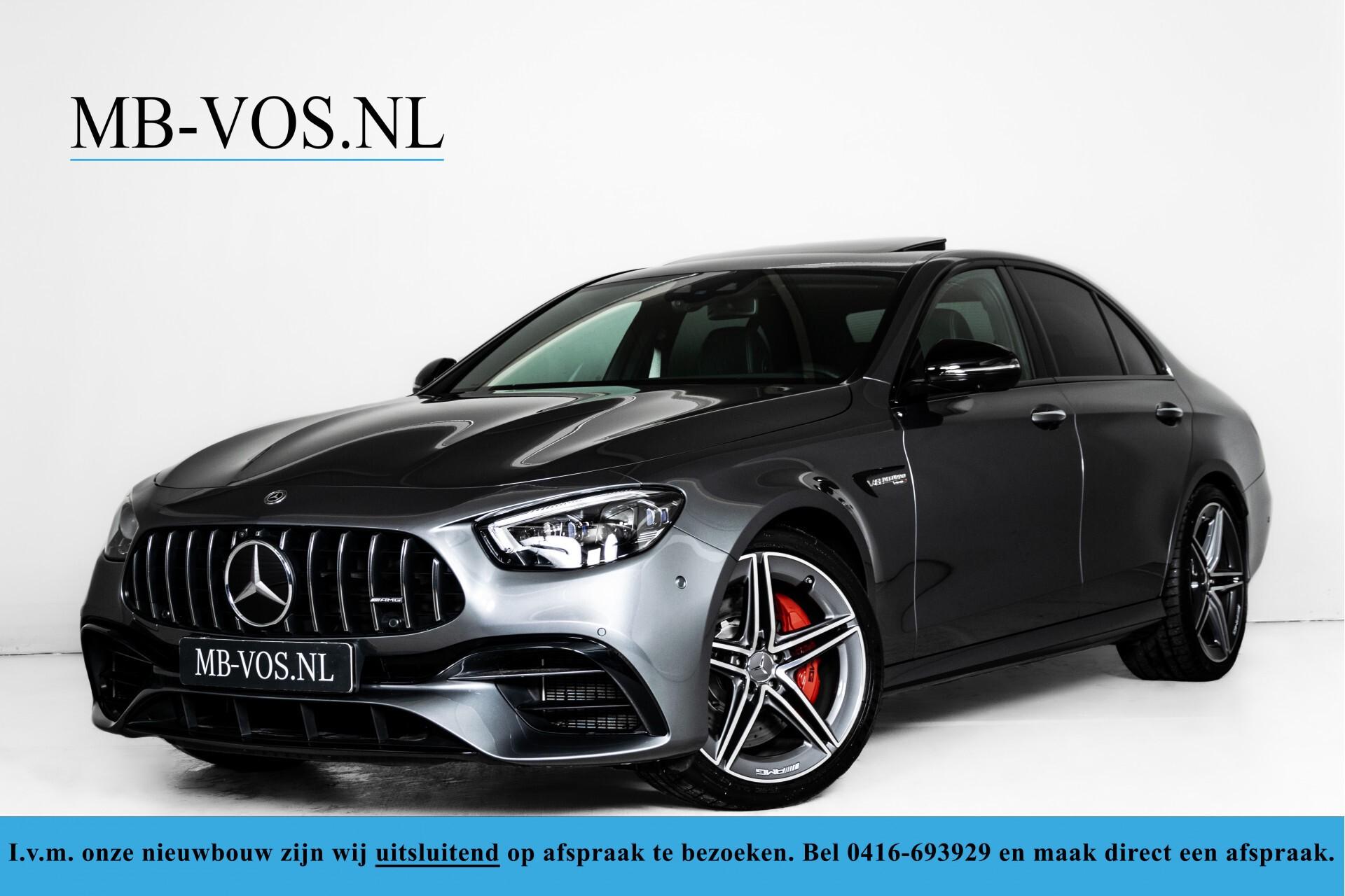 Mercedes-Benz E-Klasse 63 S AMG 4M+ NIEUW MODEL Night/Massage/Rij-assist/Keyless/Hud Aut9 Foto 1