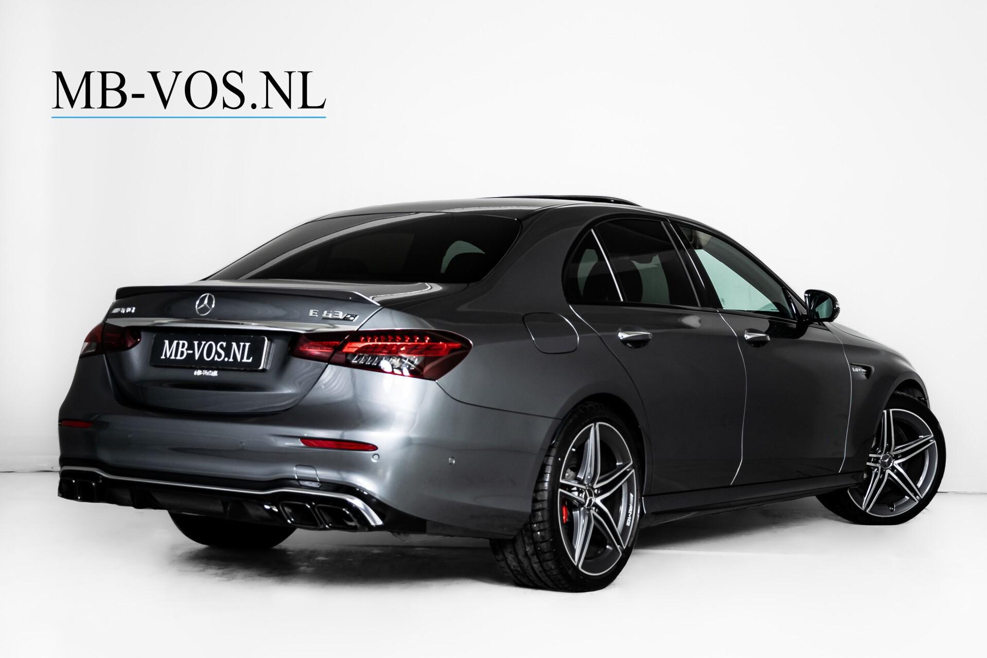 Mercedes-Benz E-Klasse 63 S AMG 4M+ NIEUW MODEL Night/Massage/Rij-assist/Keyless/Hud Aut9 Foto 2