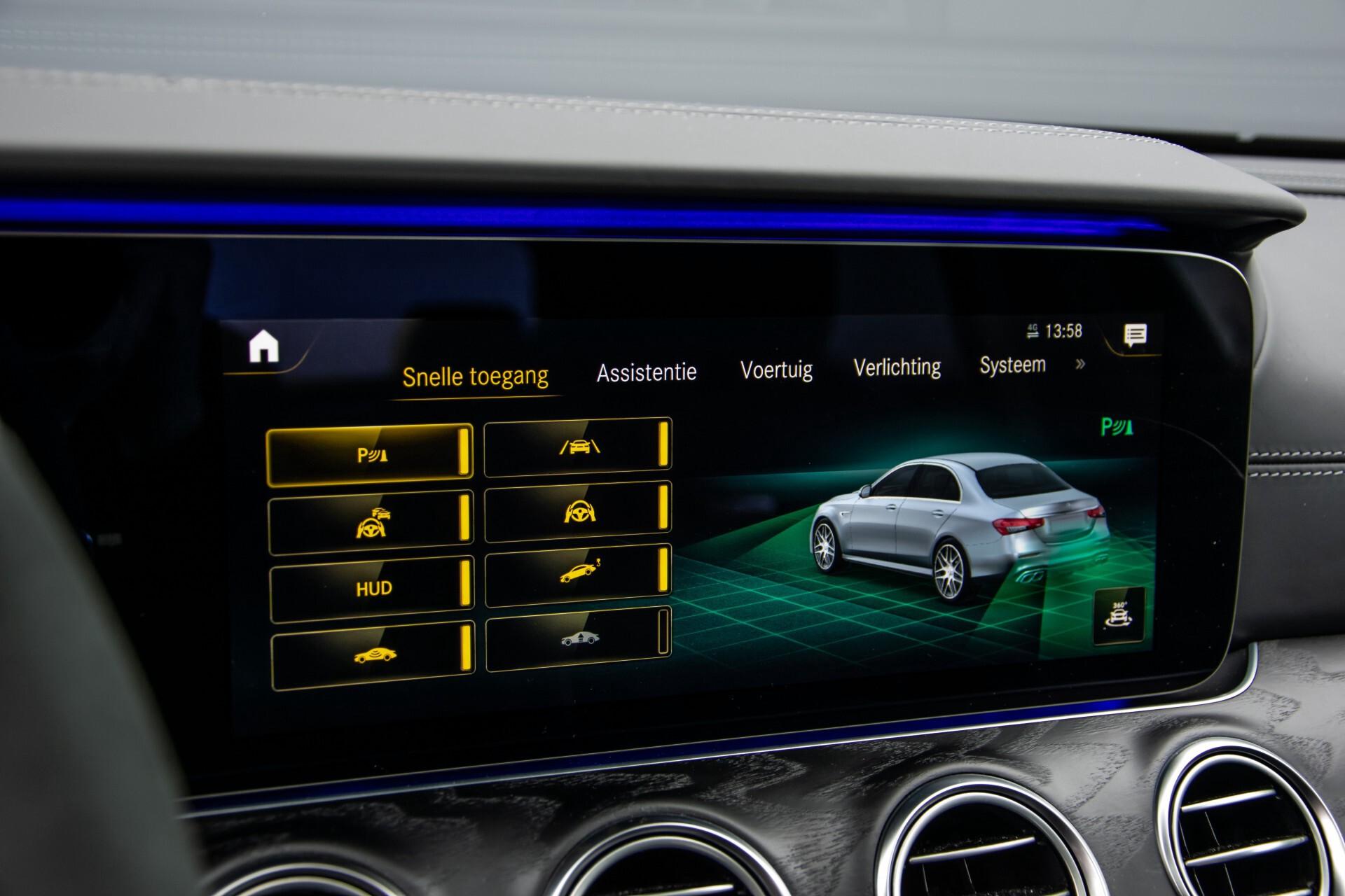 Mercedes-Benz E-Klasse 63 S AMG 4M+ NIEUW MODEL Night/Massage/Rij-assist/Keyless/Hud Aut9 Foto 25