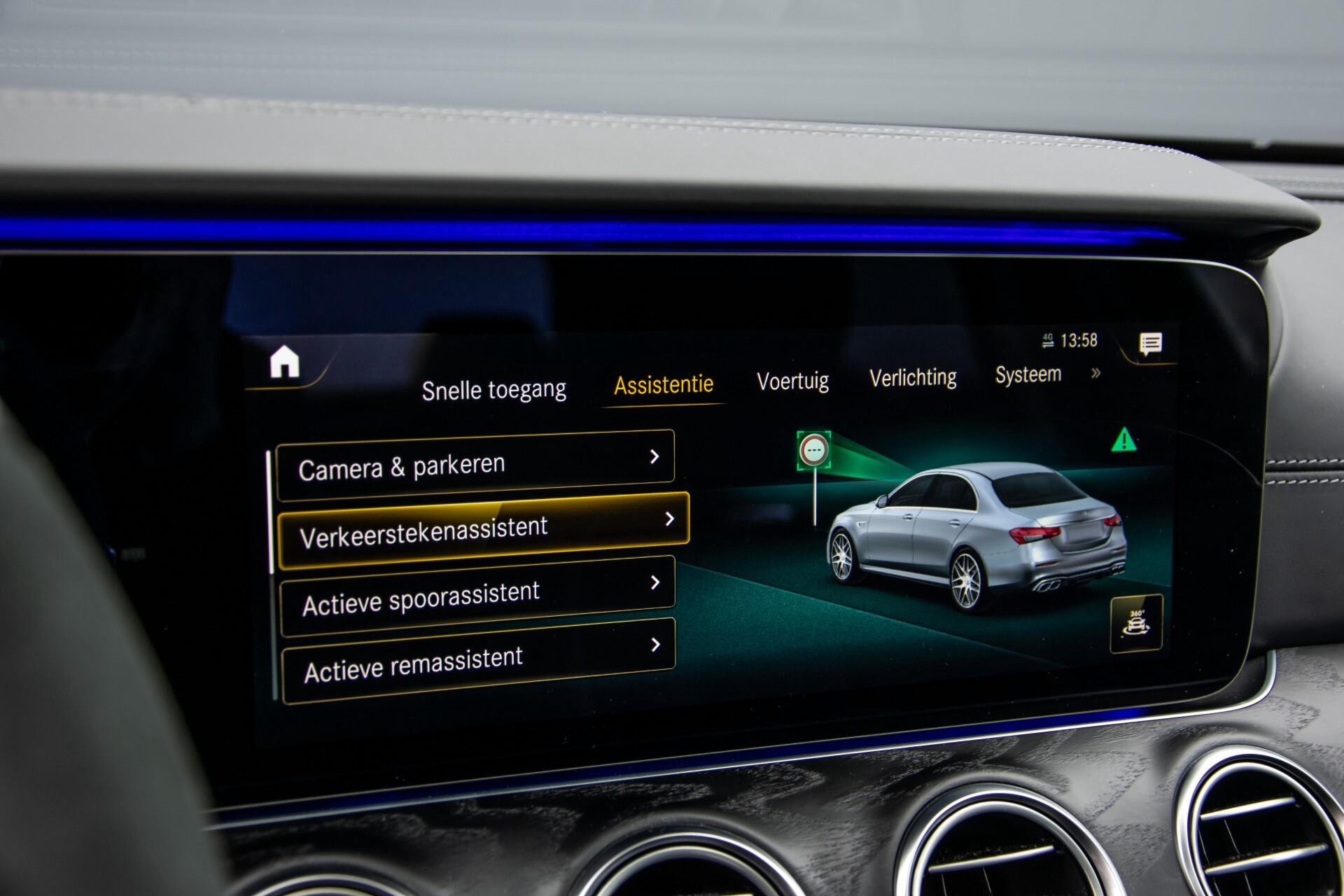 Mercedes-Benz E-Klasse 63 S AMG 4M+ NIEUW MODEL Night/Massage/Rij-assist/Keyless/Hud Aut9 Foto 27