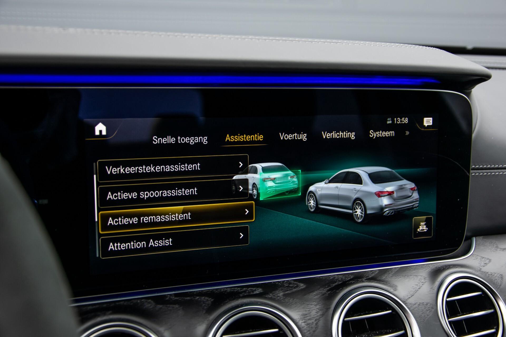 Mercedes-Benz E-Klasse 63 S AMG 4M+ NIEUW MODEL Night/Massage/Rij-assist/Keyless/Hud Aut9 Foto 31