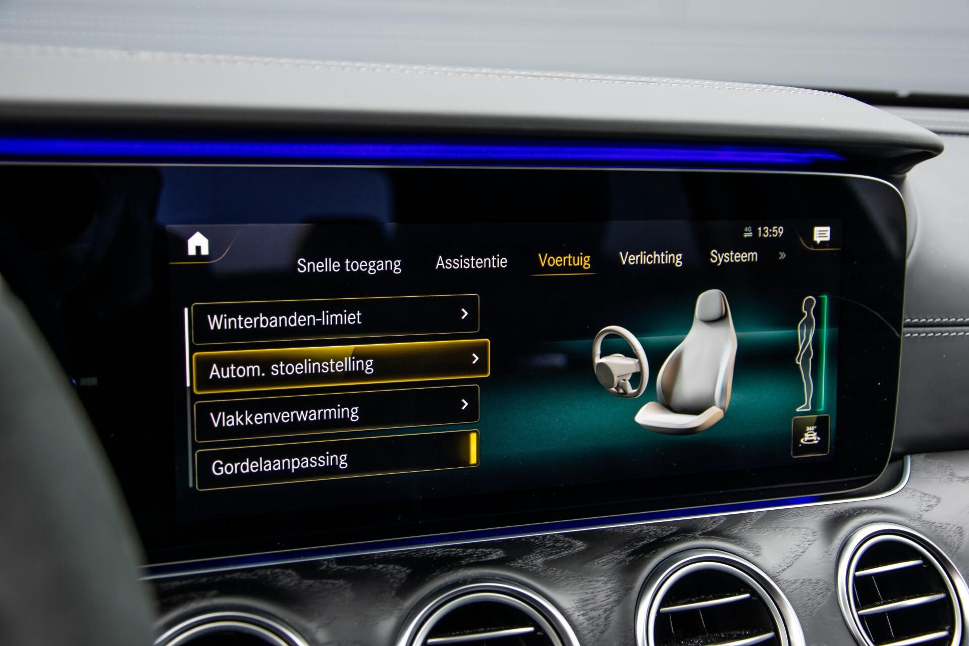 Mercedes-Benz E-Klasse 63 S AMG 4M+ NIEUW MODEL Night/Massage/Rij-assist/Keyless/Hud Aut9 Foto 33