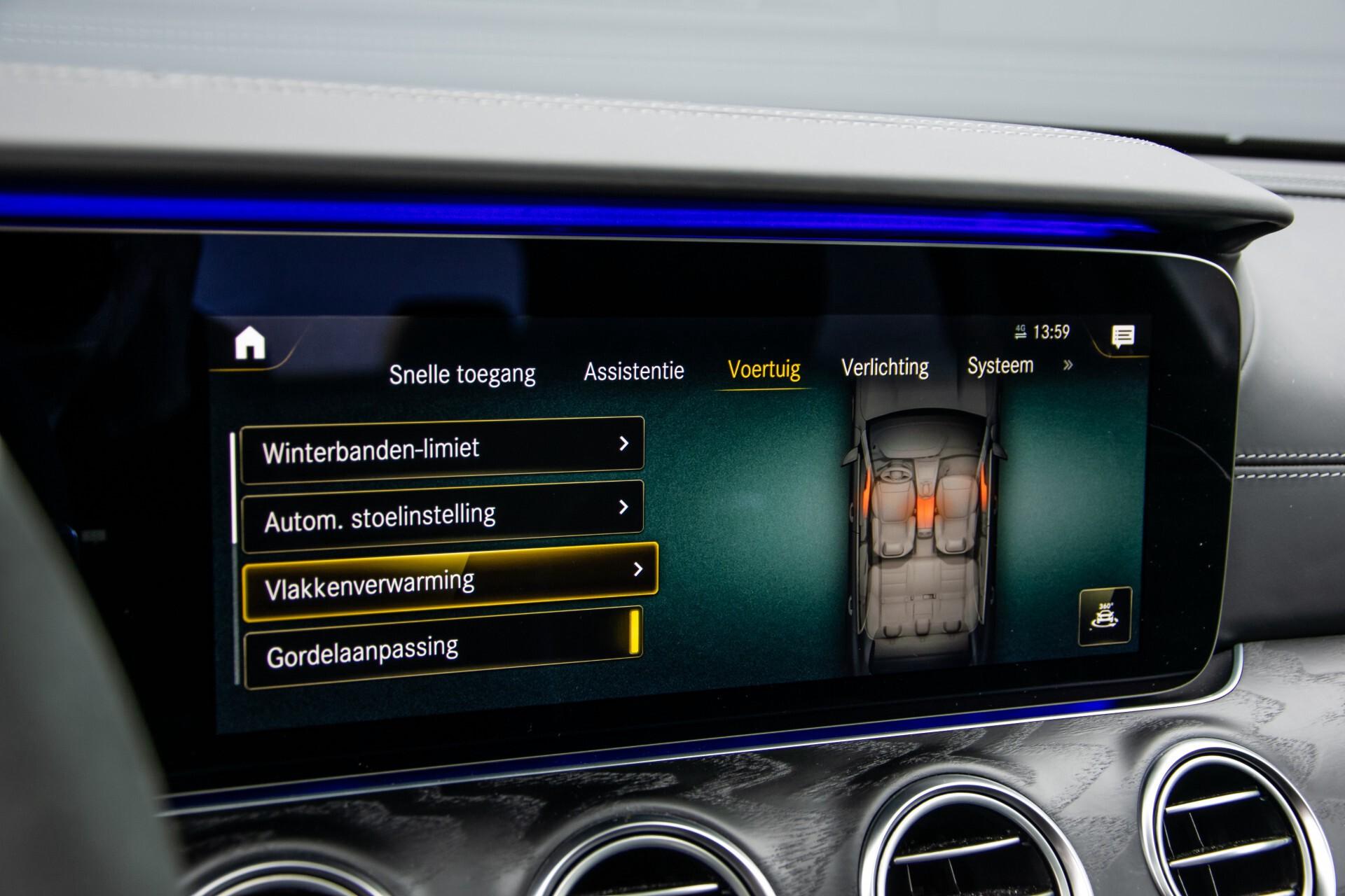 Mercedes-Benz E-Klasse 63 S AMG 4M+ NIEUW MODEL Night/Massage/Rij-assist/Keyless/Hud Aut9 Foto 35