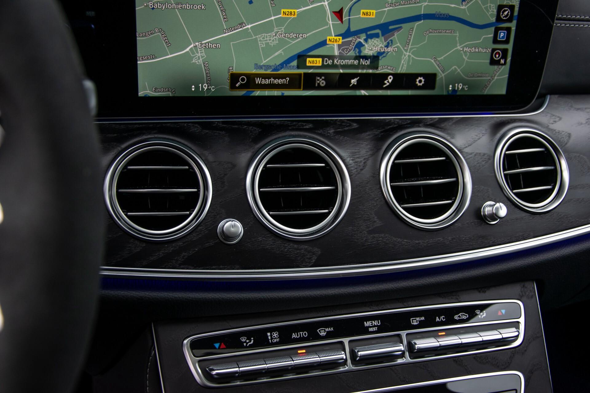 Mercedes-Benz E-Klasse 63 S AMG 4M+ NIEUW MODEL Night/Massage/Rij-assist/Keyless/Hud Aut9 Foto 44