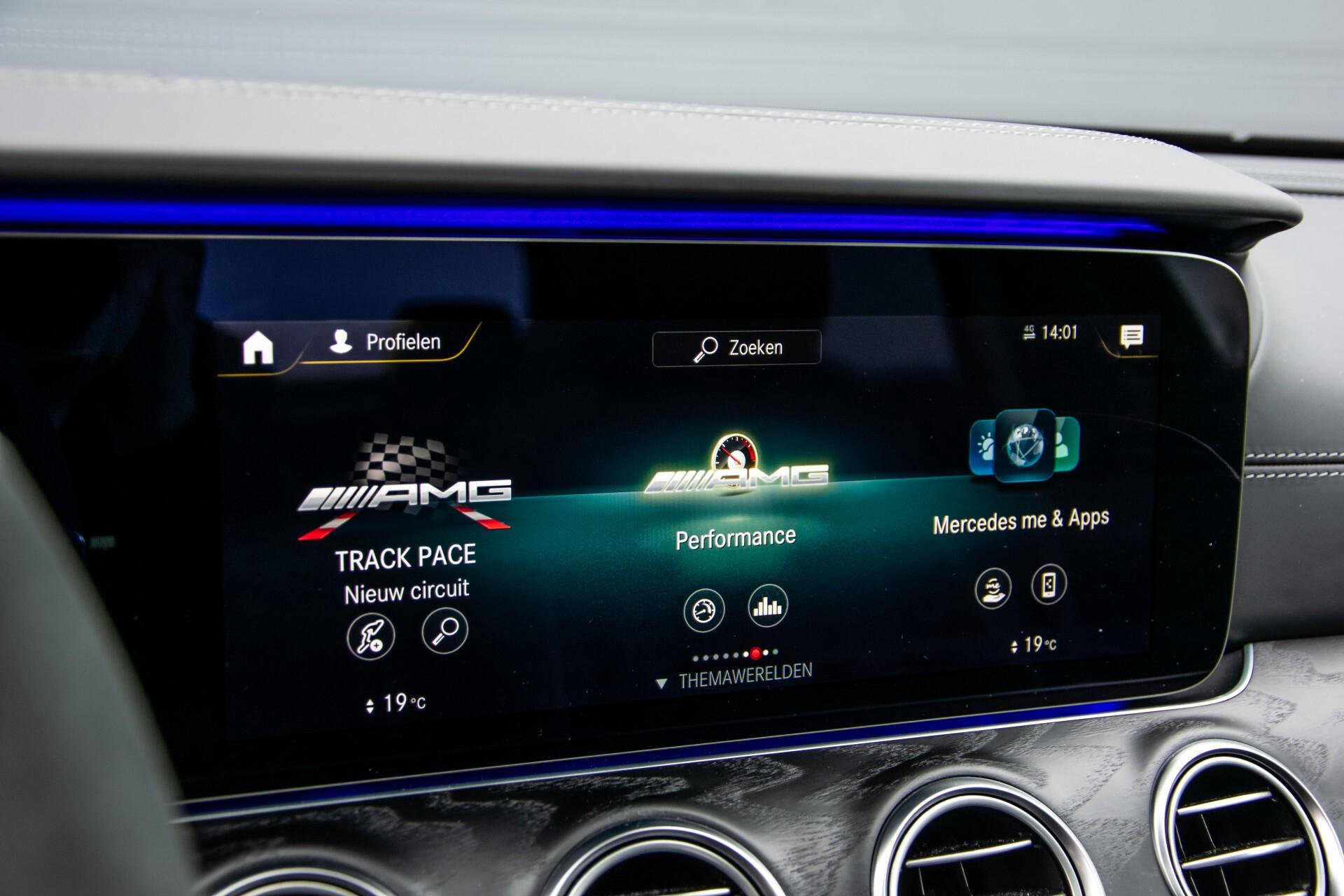 Mercedes-Benz E-Klasse 63 S AMG 4M+ NIEUW MODEL Night/Massage/Rij-assist/Keyless/Hud Aut9 Foto 47