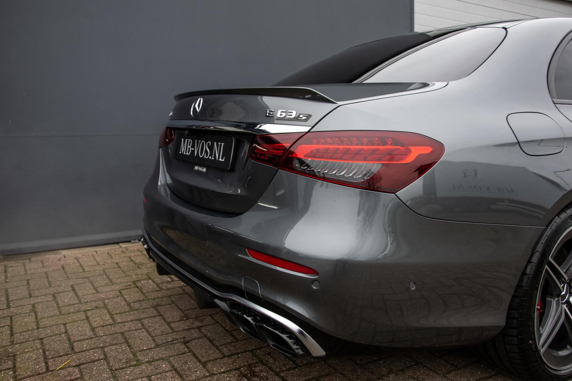 Mercedes-Benz E-Klasse 63 S AMG 4M+ NIEUW MODEL Night/Massage/Rij-assist/Keyless/Hud Aut9 Foto 60