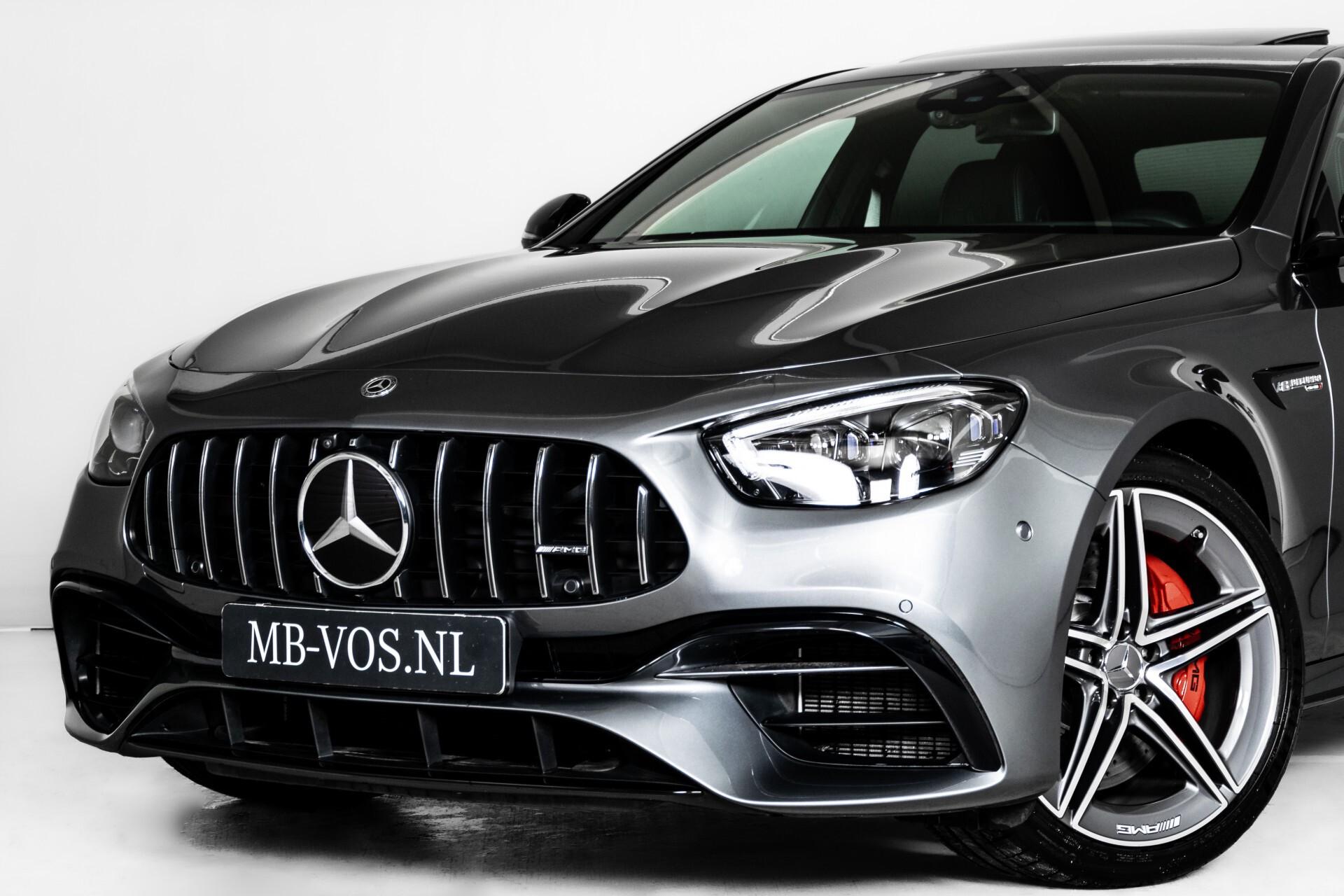 Mercedes-Benz E-Klasse 63 S AMG 4M+ NIEUW MODEL Night/Massage/Rij-assist/Keyless/Hud Aut9 Foto 69
