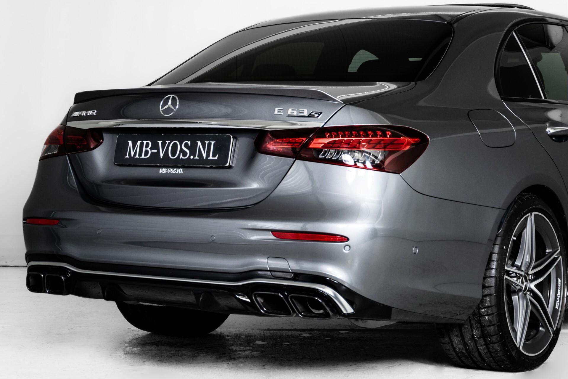 Mercedes-Benz E-Klasse 63 S AMG 4M+ NIEUW MODEL Night/Massage/Rij-assist/Keyless/Hud Aut9 Foto 70