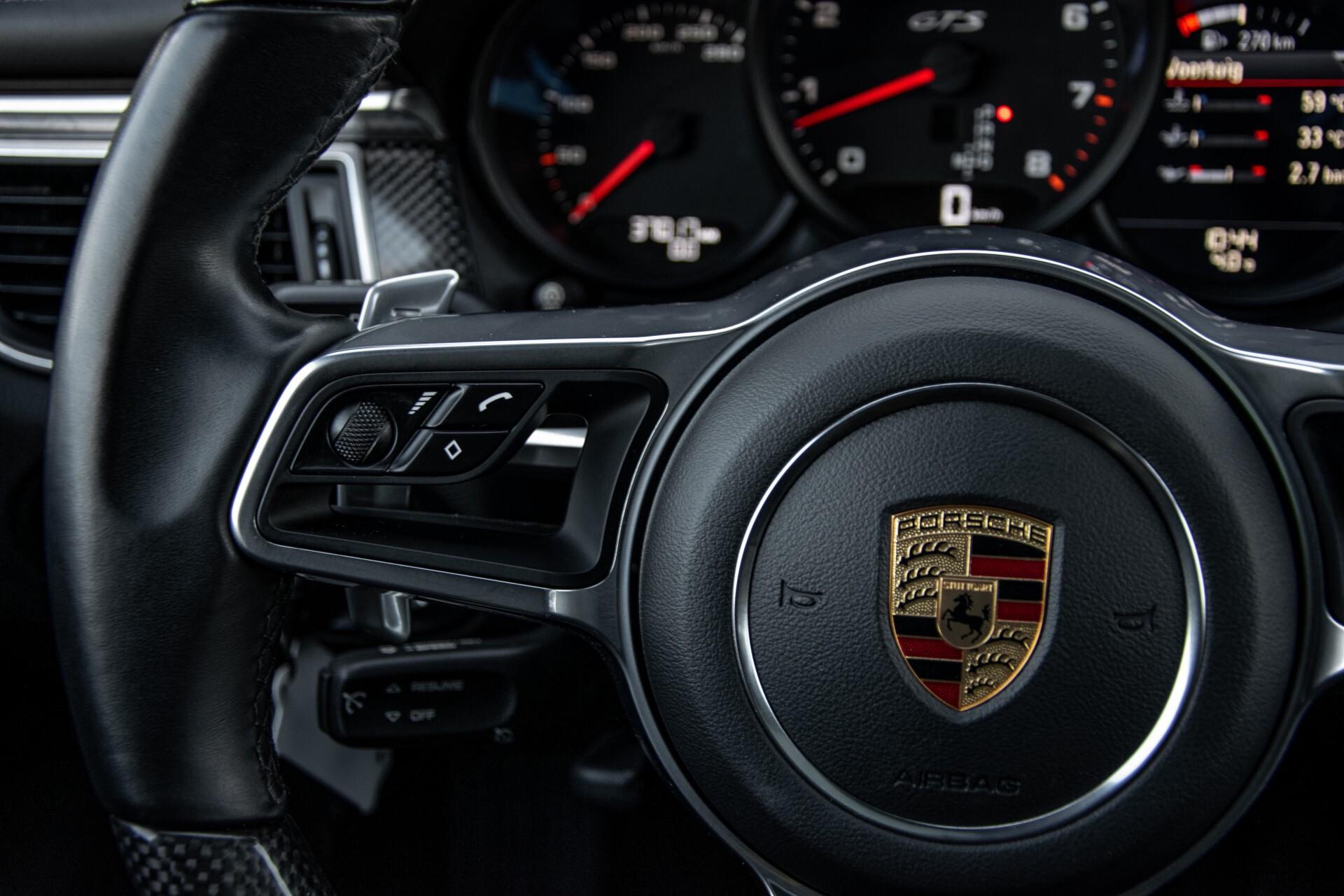 Porsche Macan 3.0 GTS Luchtvering/Panorama/Carbon/Bose/360-camera/Memory/PDLS Aut7 Foto 10