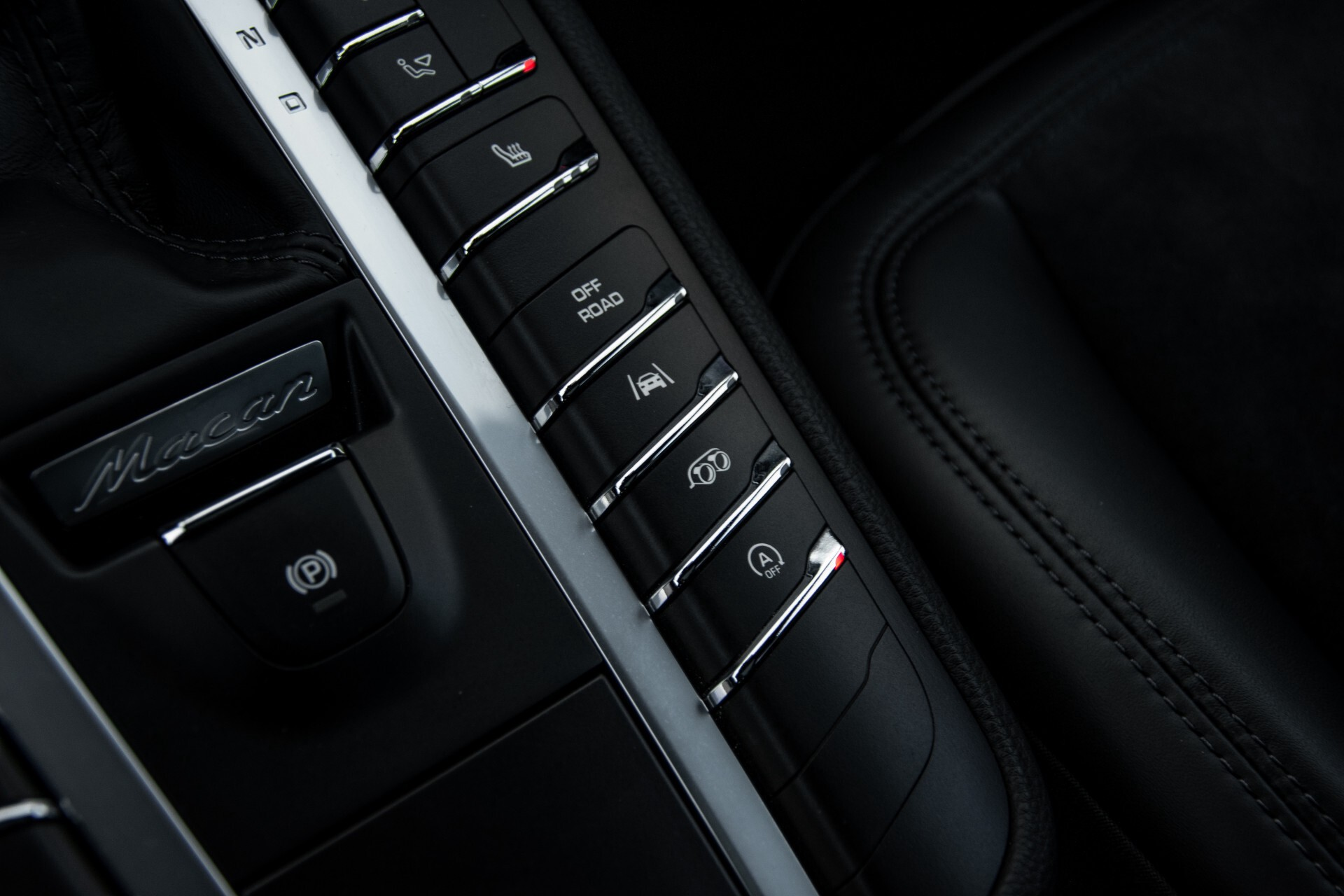 Porsche Macan 3.0 GTS Luchtvering/Panorama/Carbon/Bose/360-camera/Memory/PDLS Aut7 Foto 37
