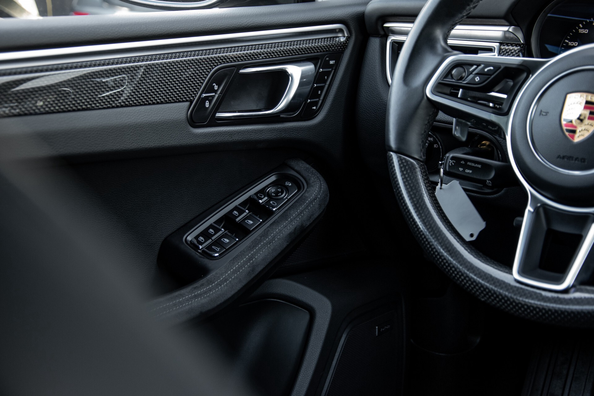 Porsche Macan 3.0 GTS Luchtvering/Panorama/Carbon/Bose/360-camera/Memory/PDLS Aut7 Foto 40