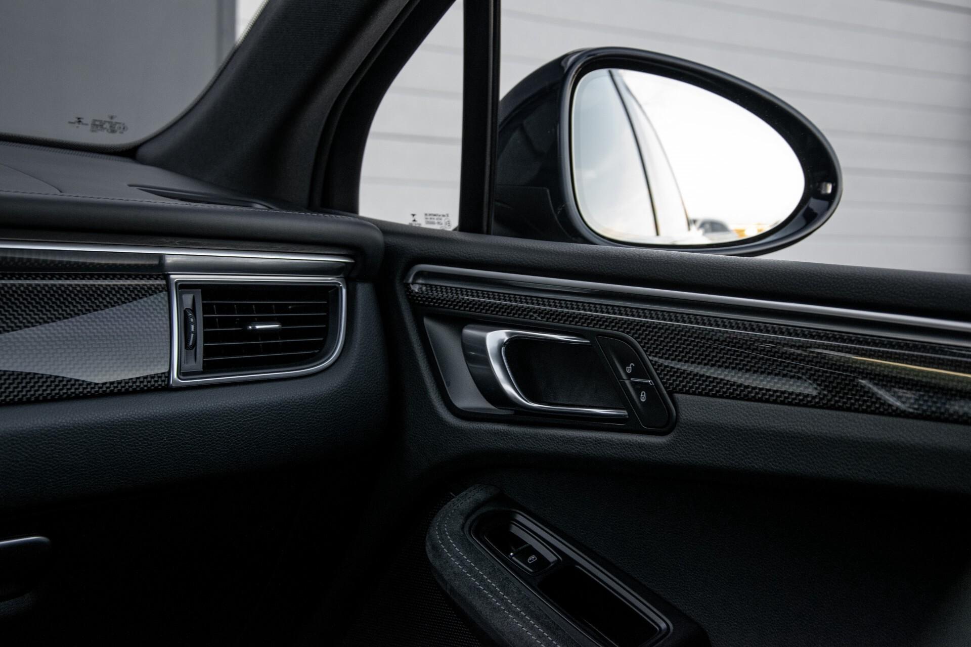 Porsche Macan 3.0 GTS Luchtvering/Panorama/Carbon/Bose/360-camera/Memory/PDLS Aut7 Foto 41