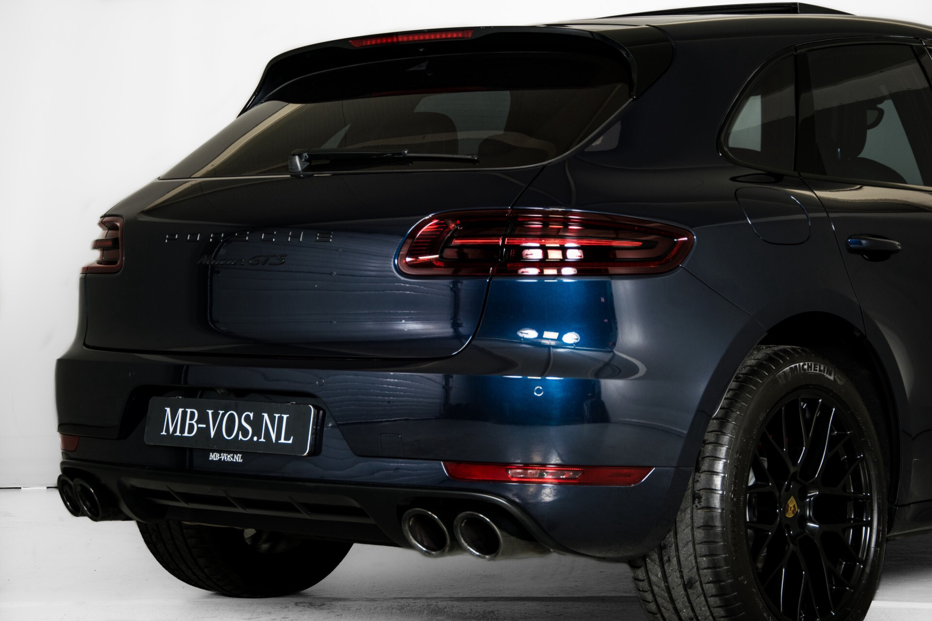 Porsche Macan 3.0 GTS Luchtvering/Panorama/Carbon/Bose/360-camera/Memory/PDLS Aut7 Foto 52