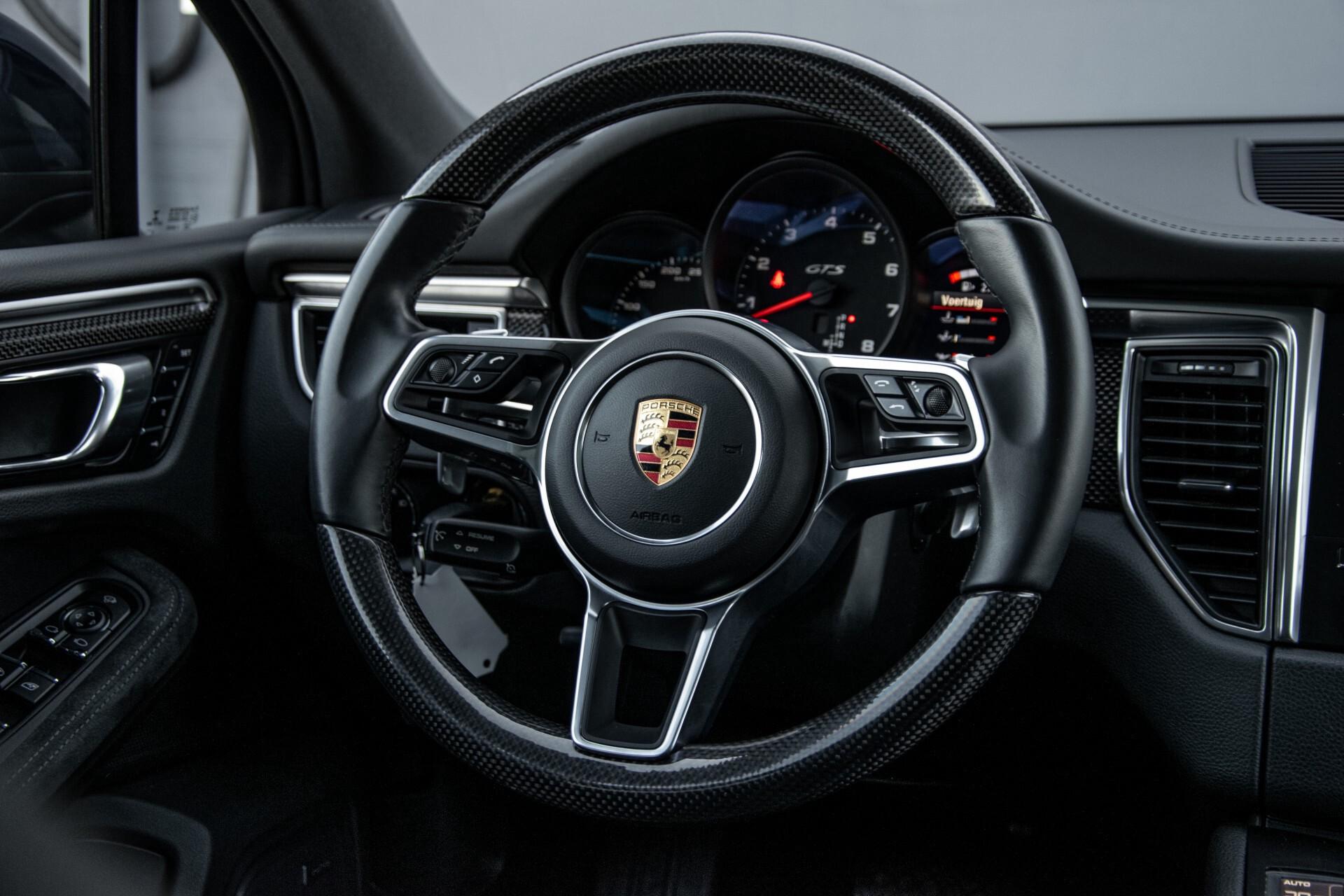 Porsche Macan 3.0 GTS Luchtvering/Panorama/Carbon/Bose/360-camera/Memory/PDLS Aut7 Foto 9