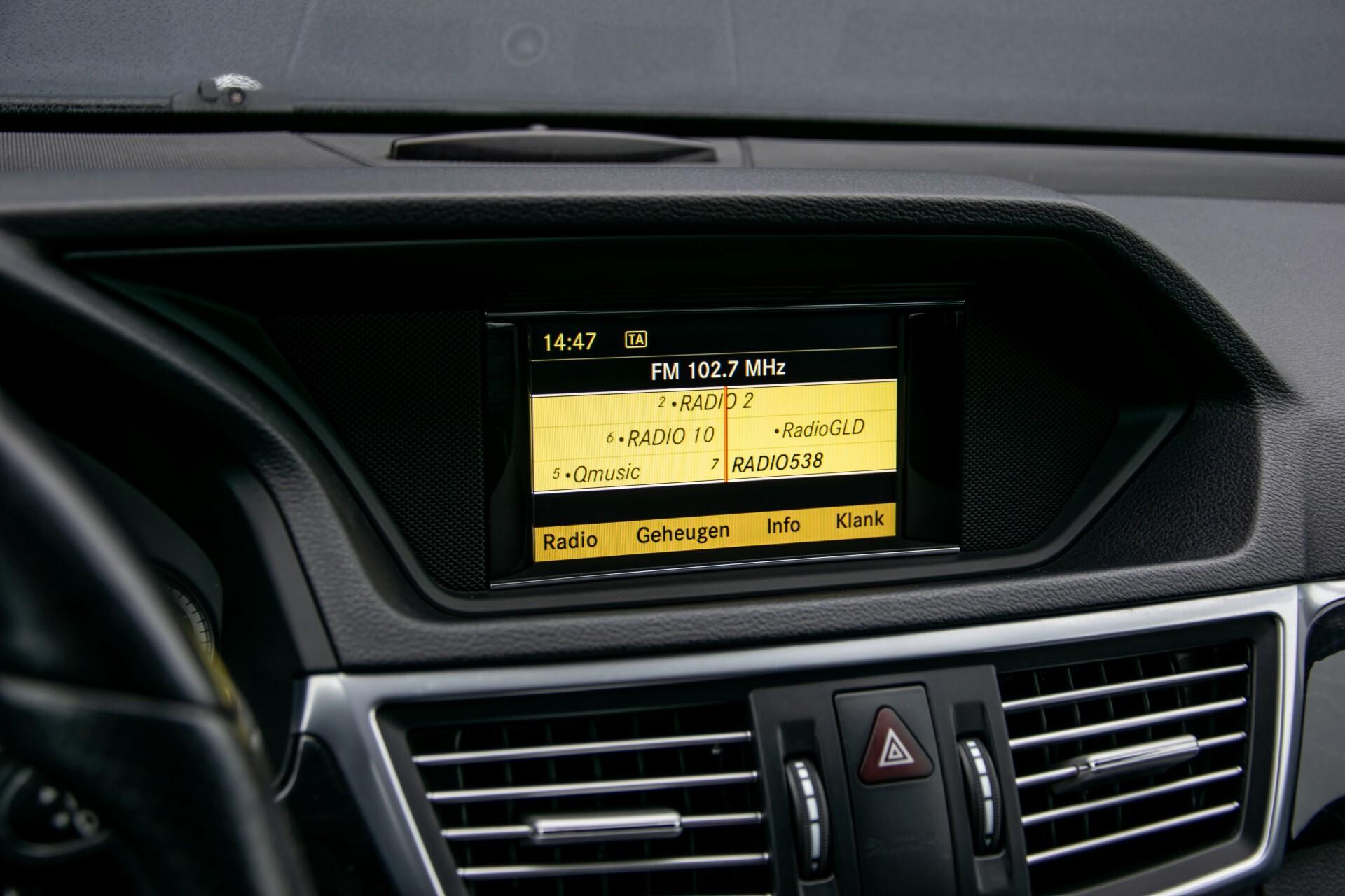 "Mercedes-Benz E-Klasse Estate 220 Cdi Avantgarde Wegklapbare trekhaak/18""/Privacyglas Aut7 Foto 10"