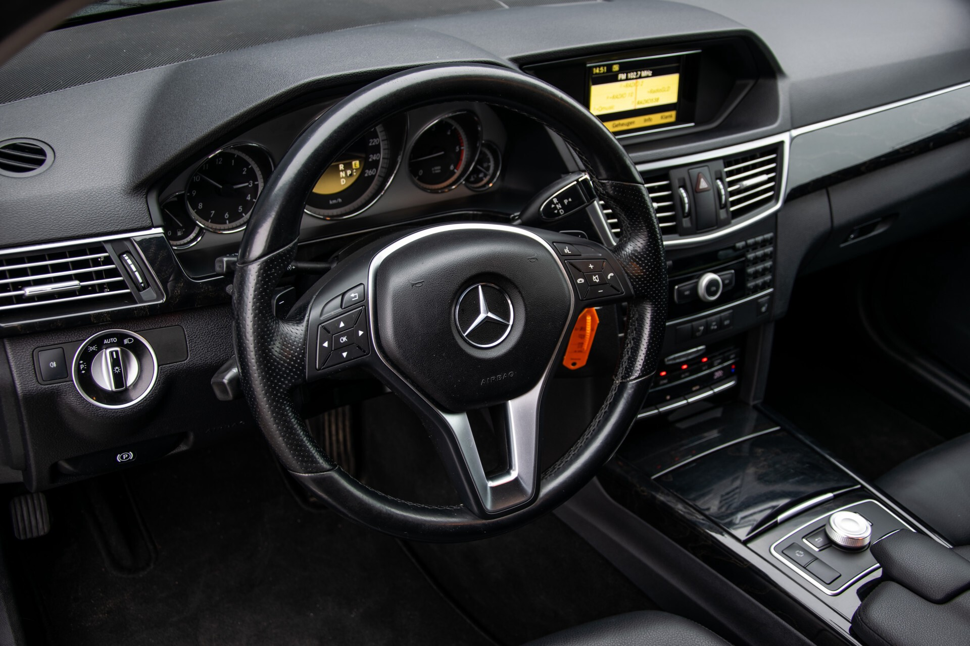 "Mercedes-Benz E-Klasse Estate 220 Cdi Avantgarde Wegklapbare trekhaak/18""/Privacyglas Aut7 Foto 11"