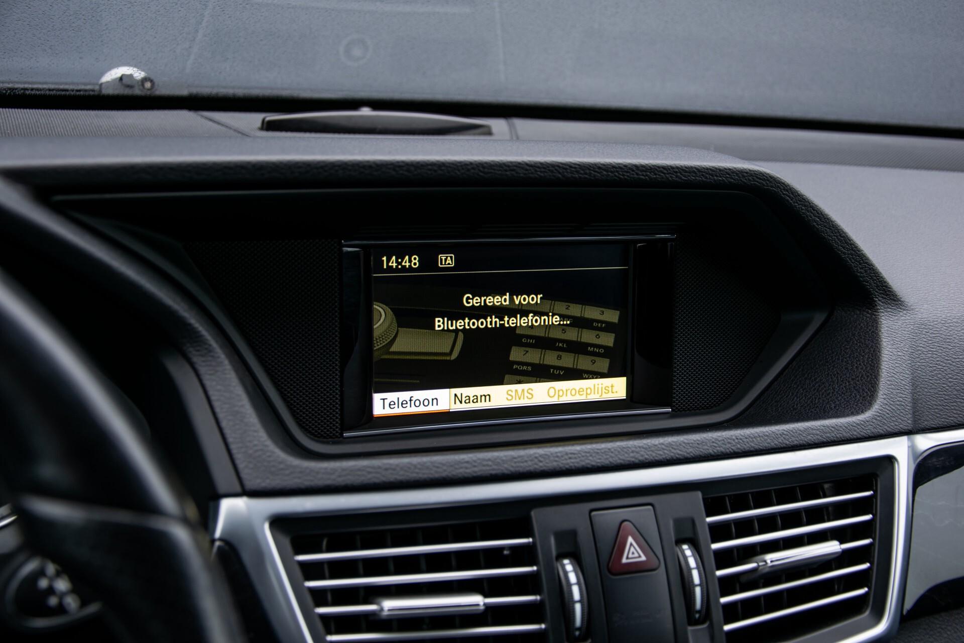 "Mercedes-Benz E-Klasse Estate 220 Cdi Avantgarde Wegklapbare trekhaak/18""/Privacyglas Aut7 Foto 16"