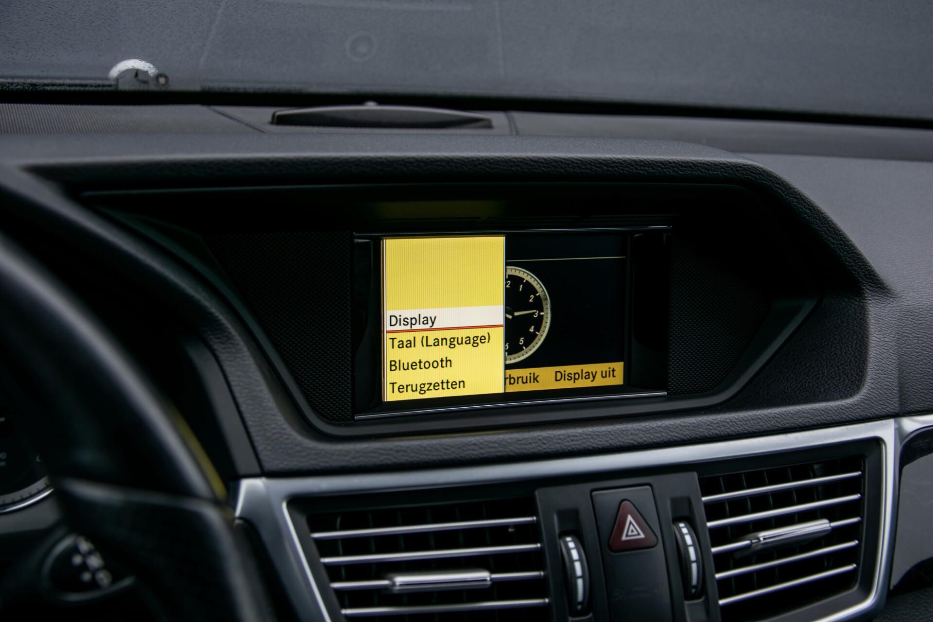 "Mercedes-Benz E-Klasse Estate 220 Cdi Avantgarde Wegklapbare trekhaak/18""/Privacyglas Aut7 Foto 18"