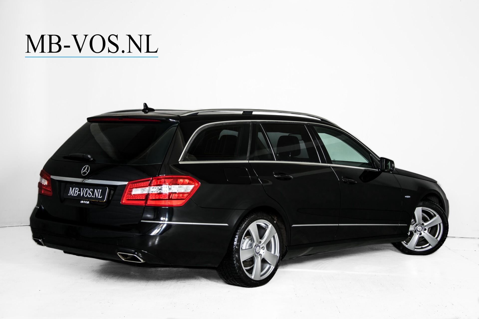"Mercedes-Benz E-Klasse Estate 220 Cdi Avantgarde Wegklapbare trekhaak/18""/Privacyglas Aut7 Foto 2"