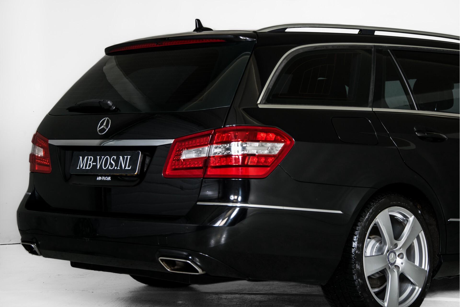 "Mercedes-Benz E-Klasse Estate 220 Cdi Avantgarde Wegklapbare trekhaak/18""/Privacyglas Aut7 Foto 38"